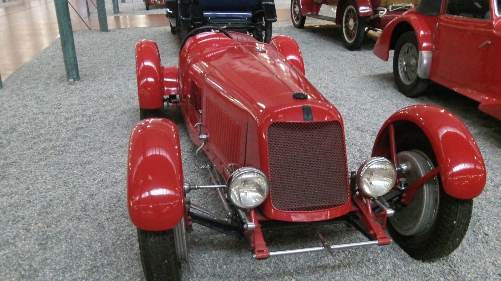 Maserati Biplace Sport 1930