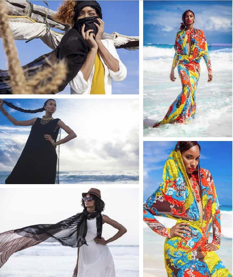Project «Kenya: Back To Roots», A/W 2014