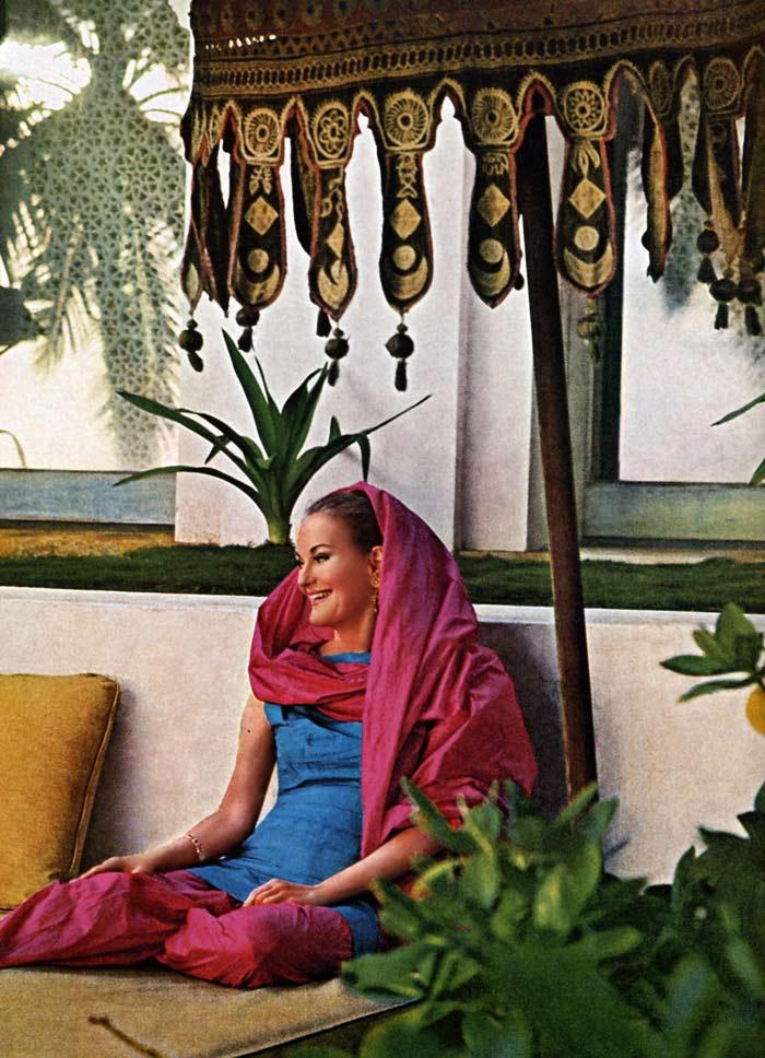Дорис Дьюк в Шангри-Ла, 1966