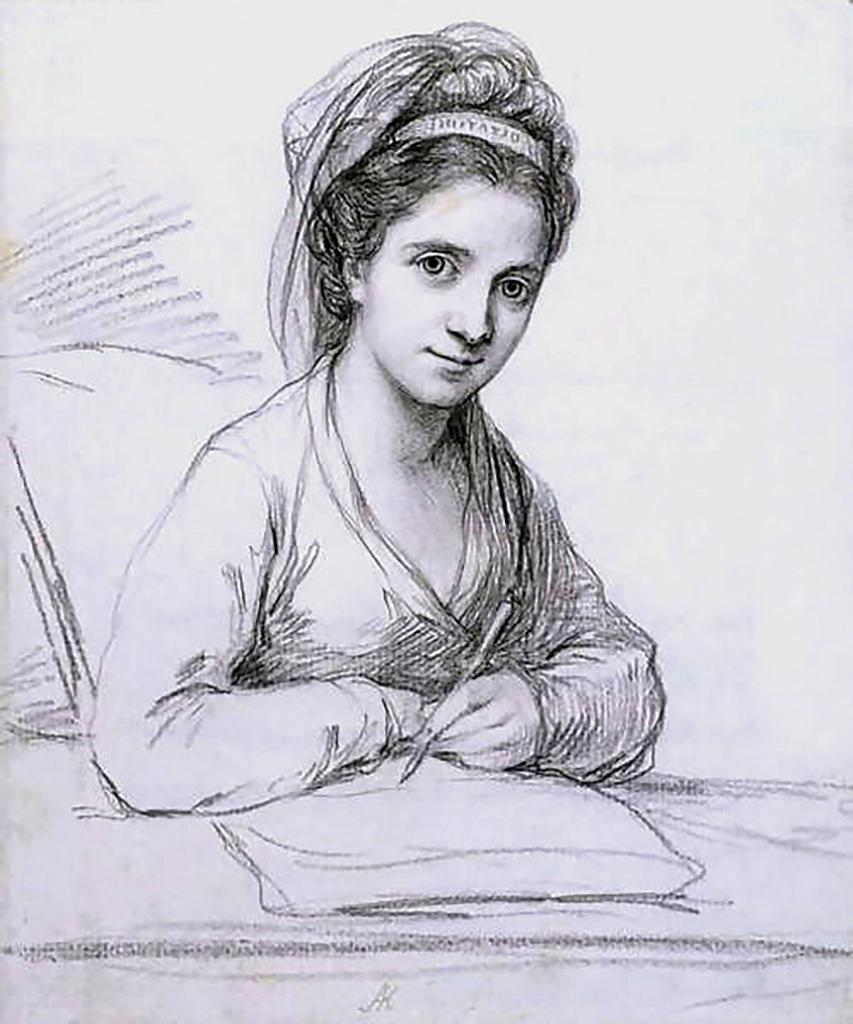 Анжелика Кауфман (1741–1807)