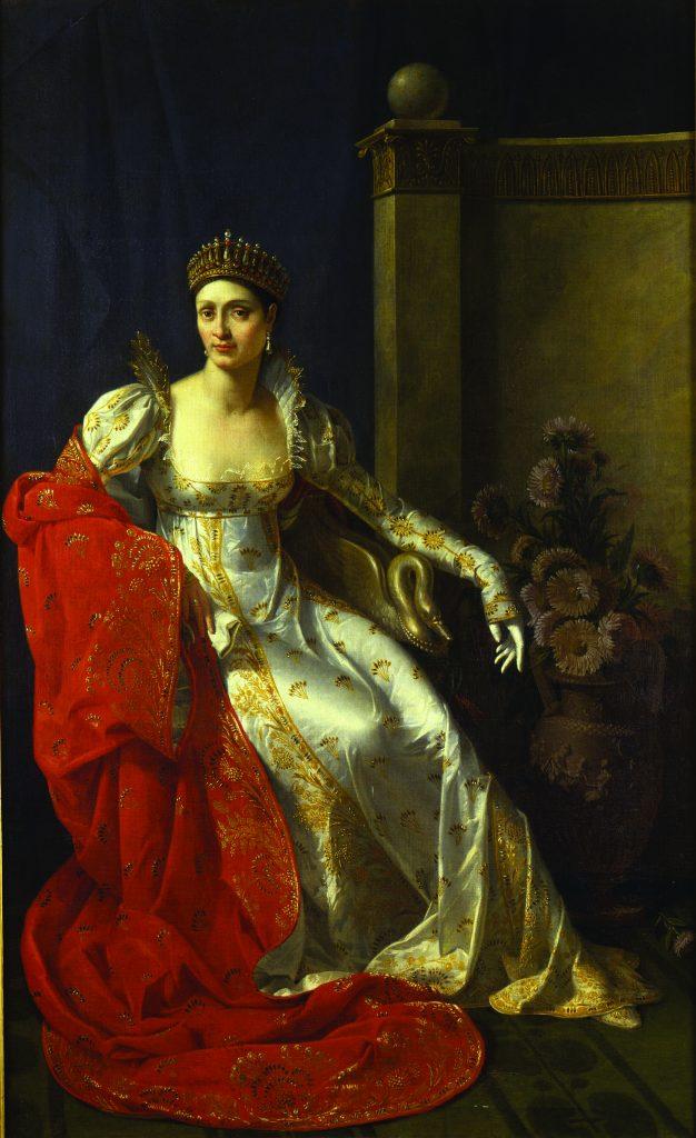 """Мария Анна Элиза Бонапарт"" (1805)"