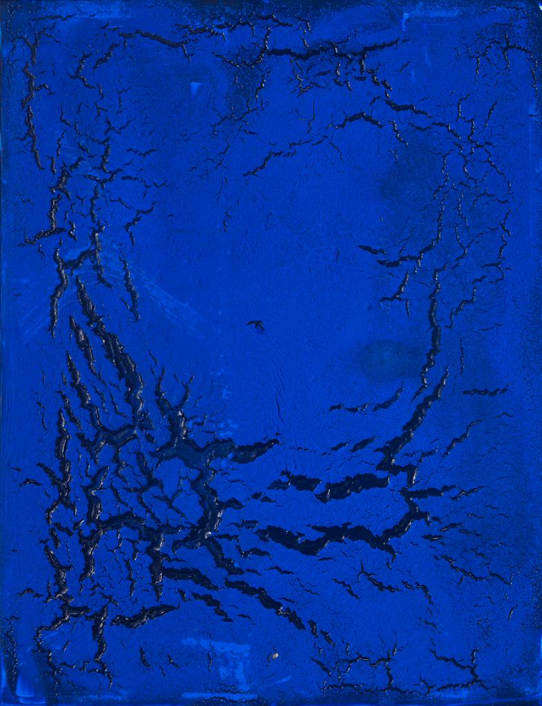 Из серии Blue Monochrome