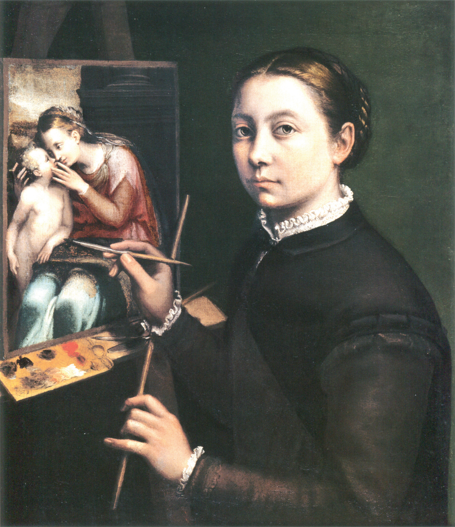Self-portrait_Sofonisba_Anguissola