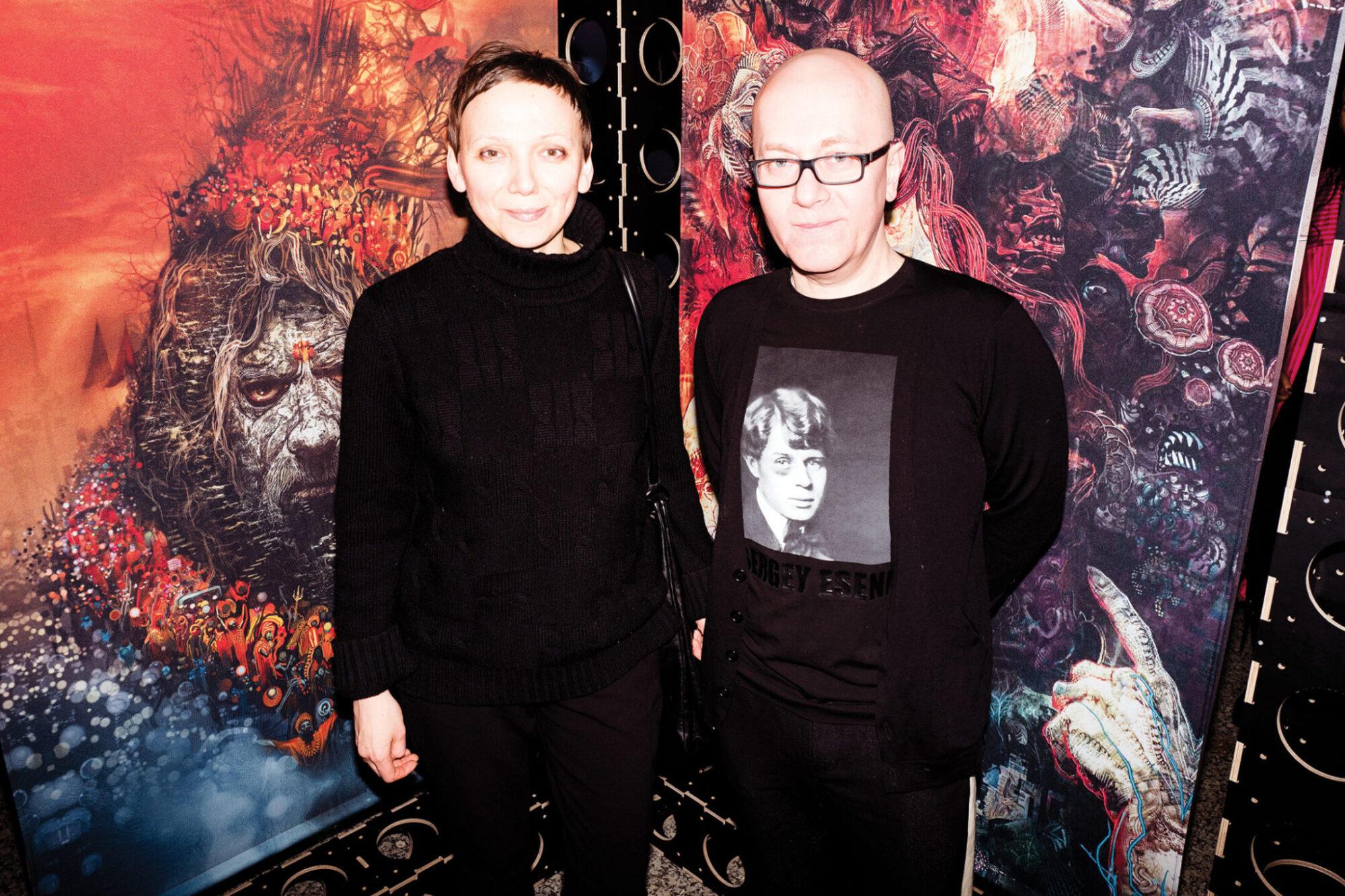 Наталья и Азамат Цебоевы