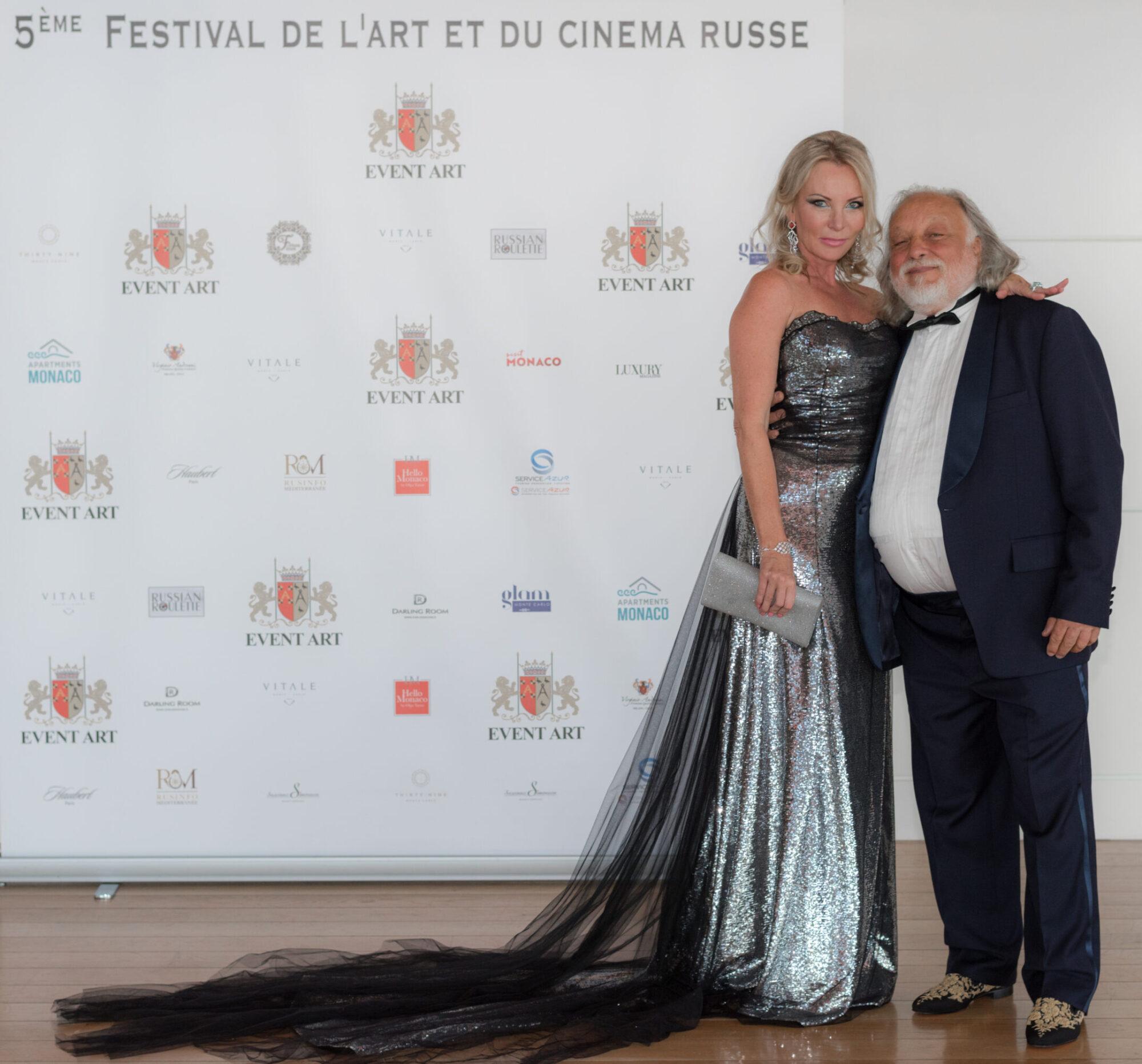 Президент Фестиваля Марина Сычева, Григорий Потоцкий