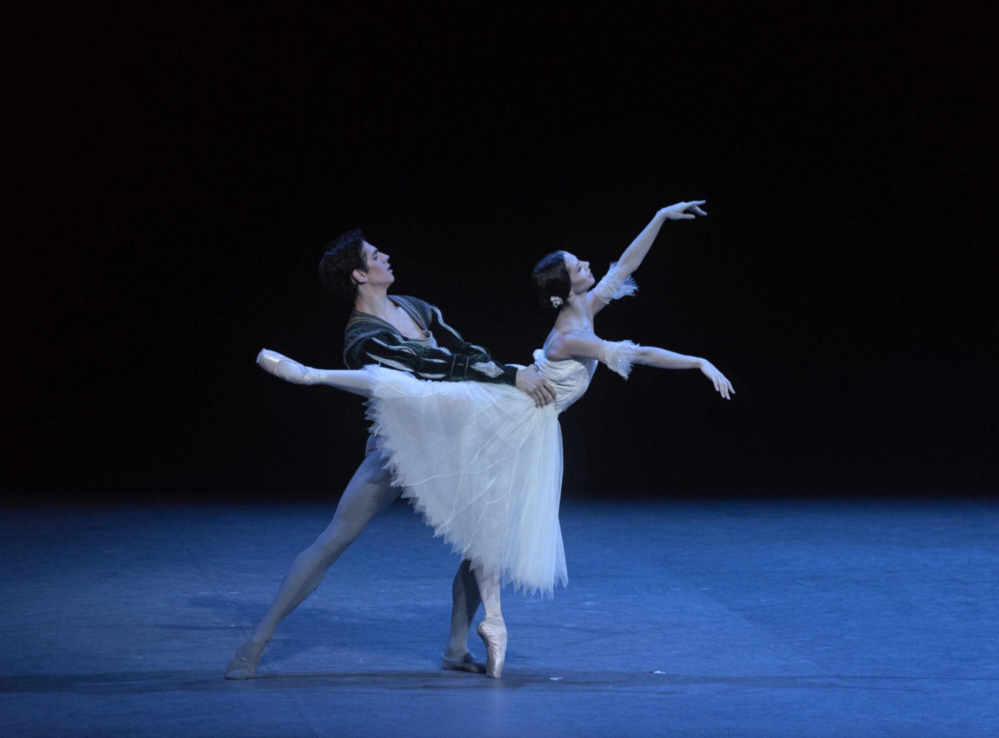 Giselle Francesca Hayward and Federico Bonelli, photo: Marc Haegeman