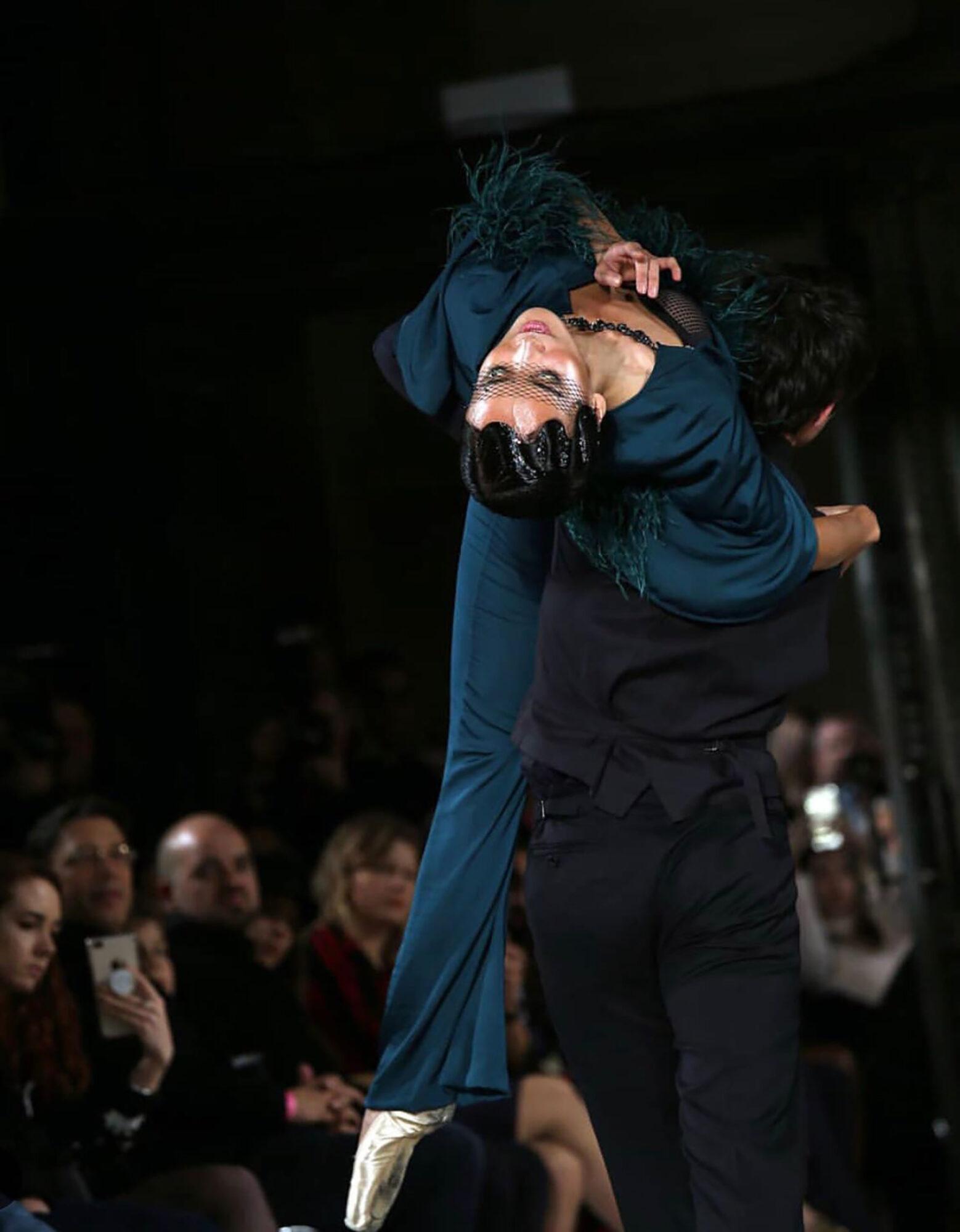 Rohmir show Dancers