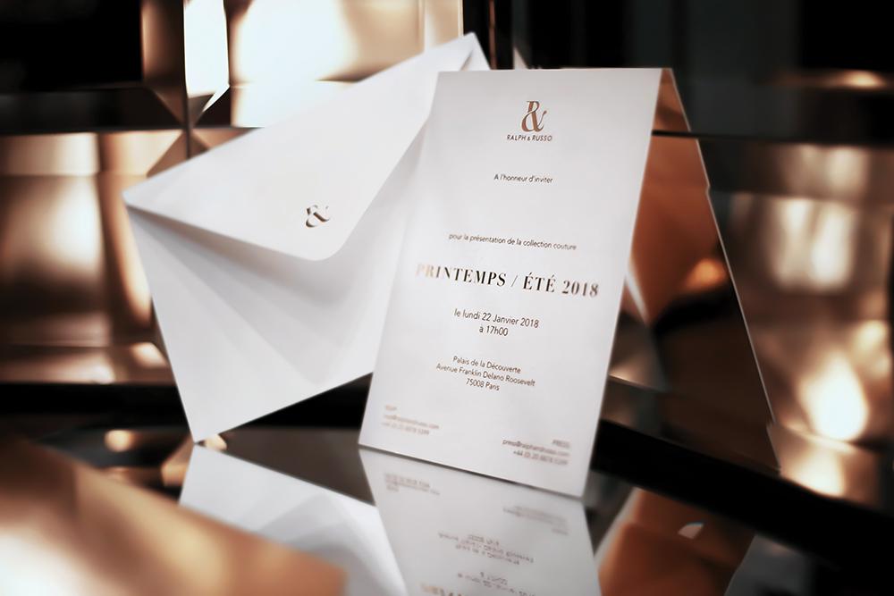 Couture Invite
