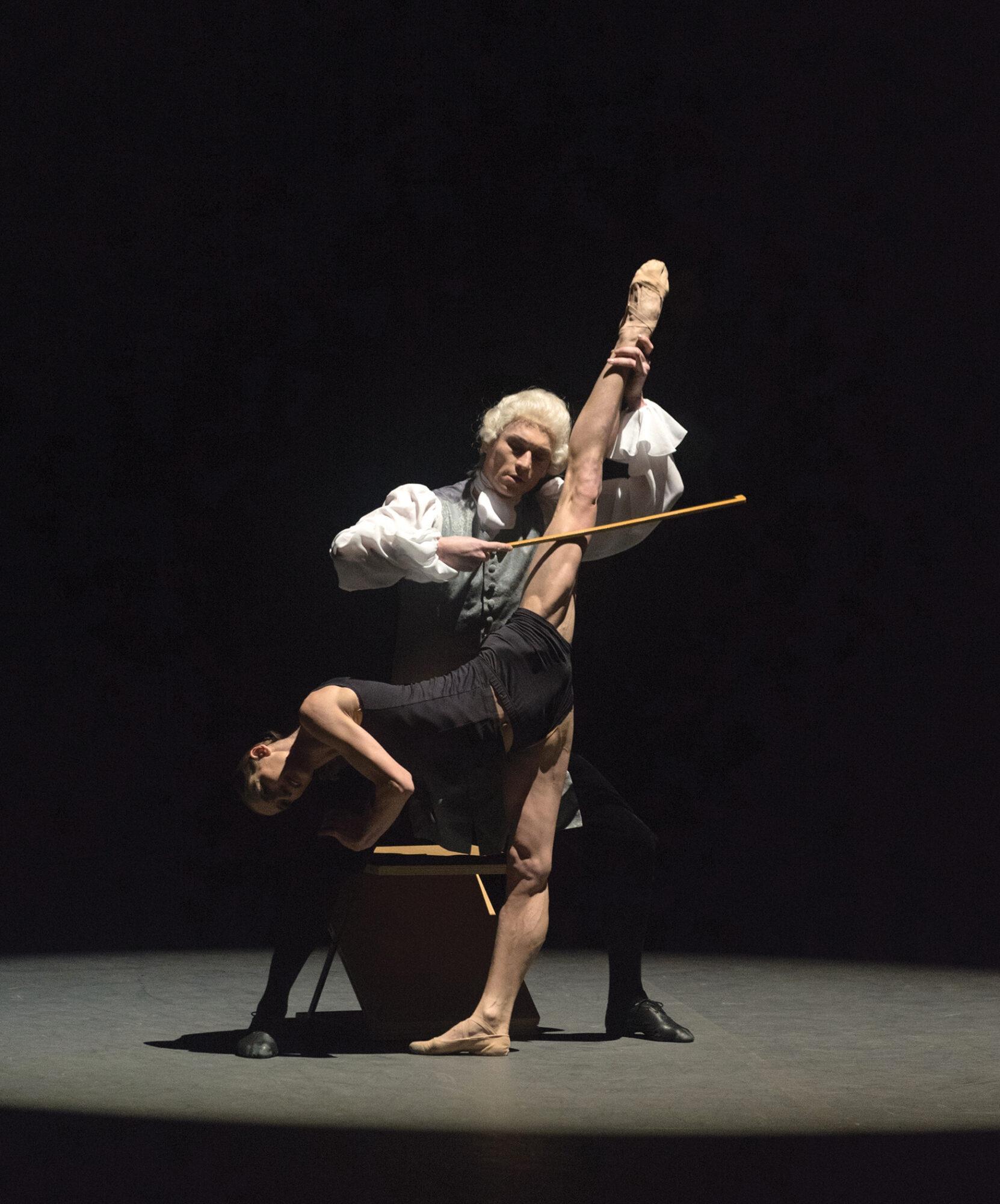 """Polina Semionova, Alexei Orlenco """"Cello Duet"""""""