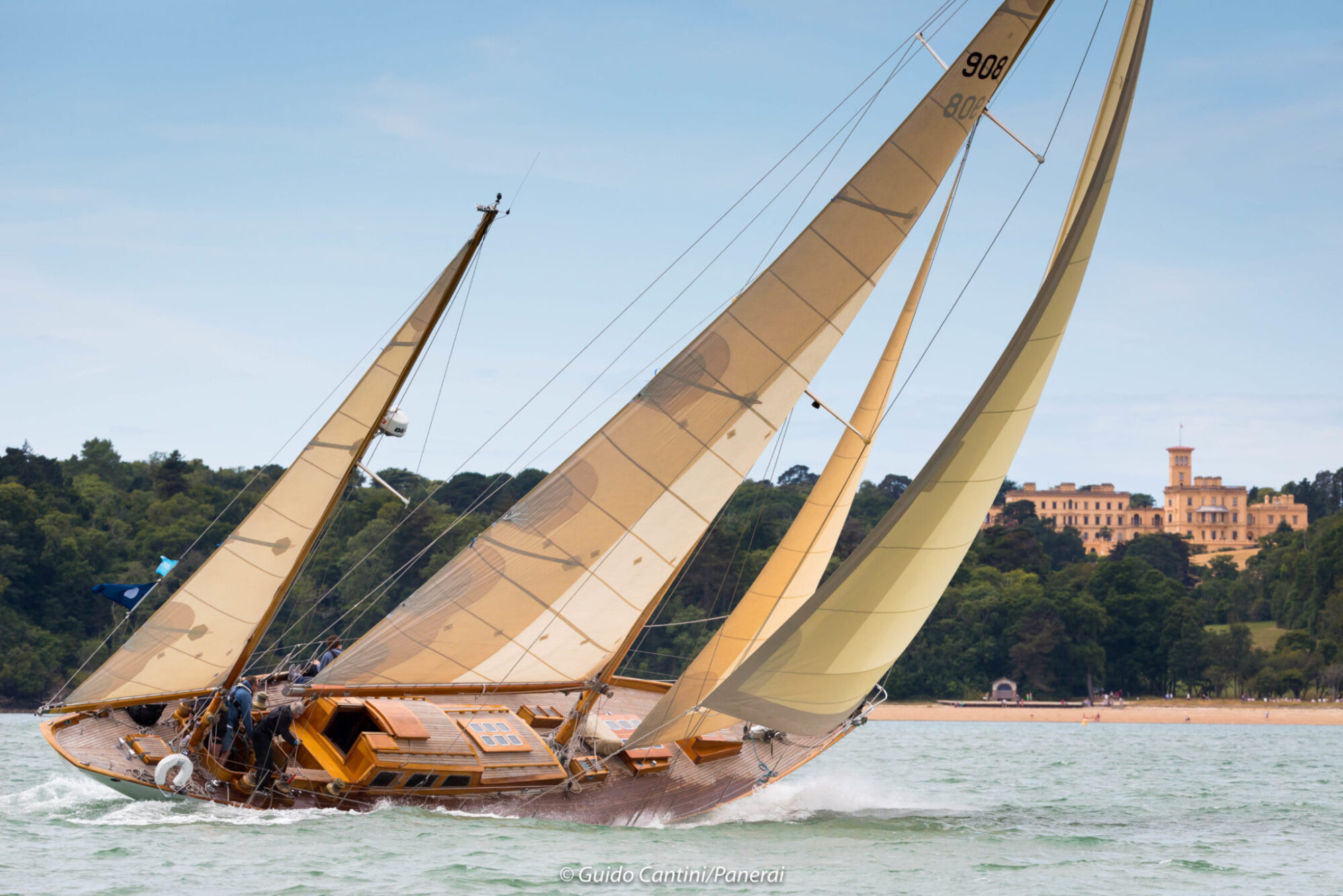 Panerai British Classic Week 2018 Photo: Guido Cantini / Panerai