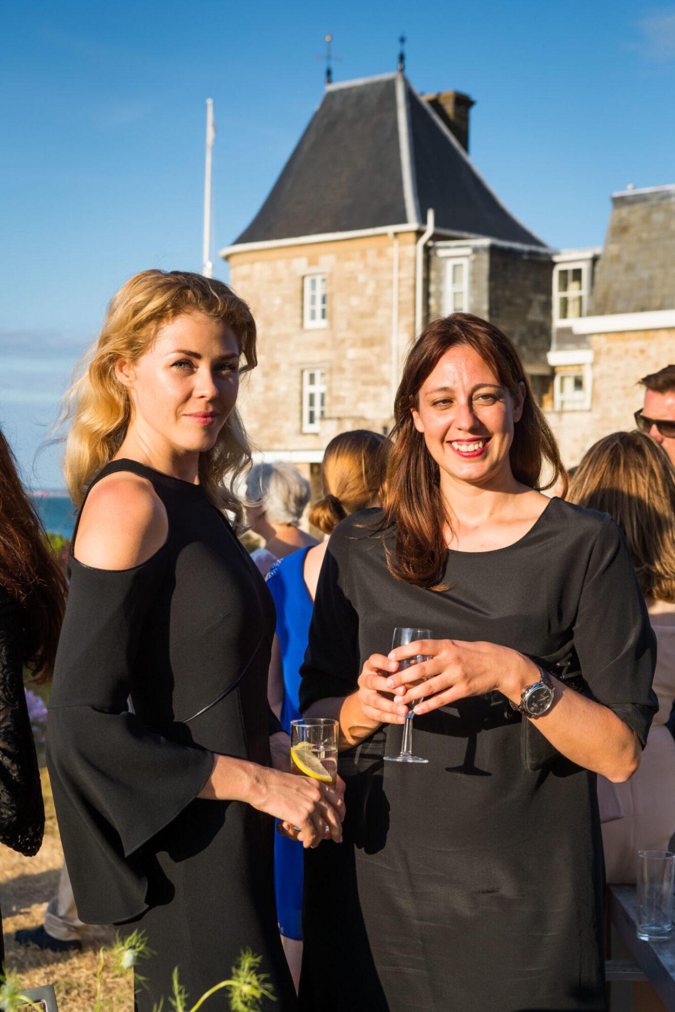 Kristina Moskalenko at the Panerai British Classic Week 2018 Photo: Guido Cantini / Panerai