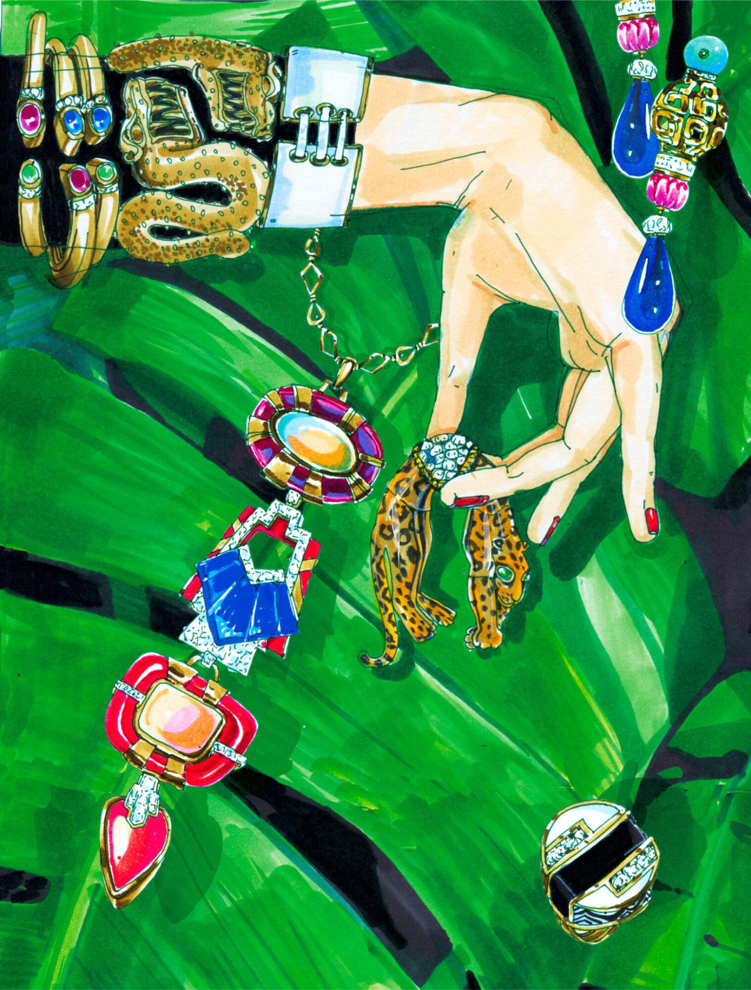 David Webb_russian roulette magazine