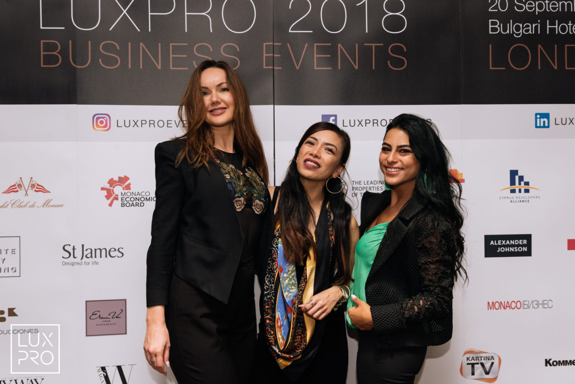 Luxpro London Buvgari