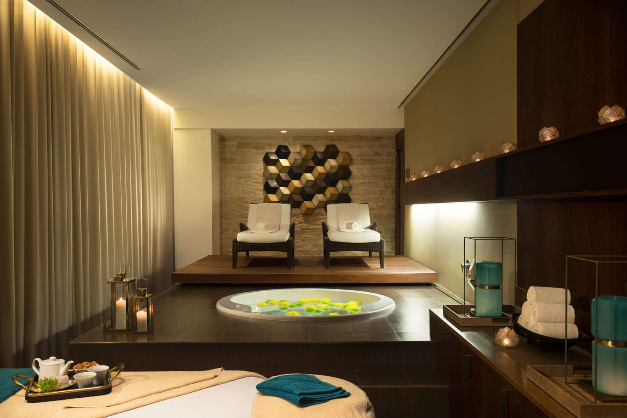 Corinthia Lisbon The Spa Couples Treatment Room