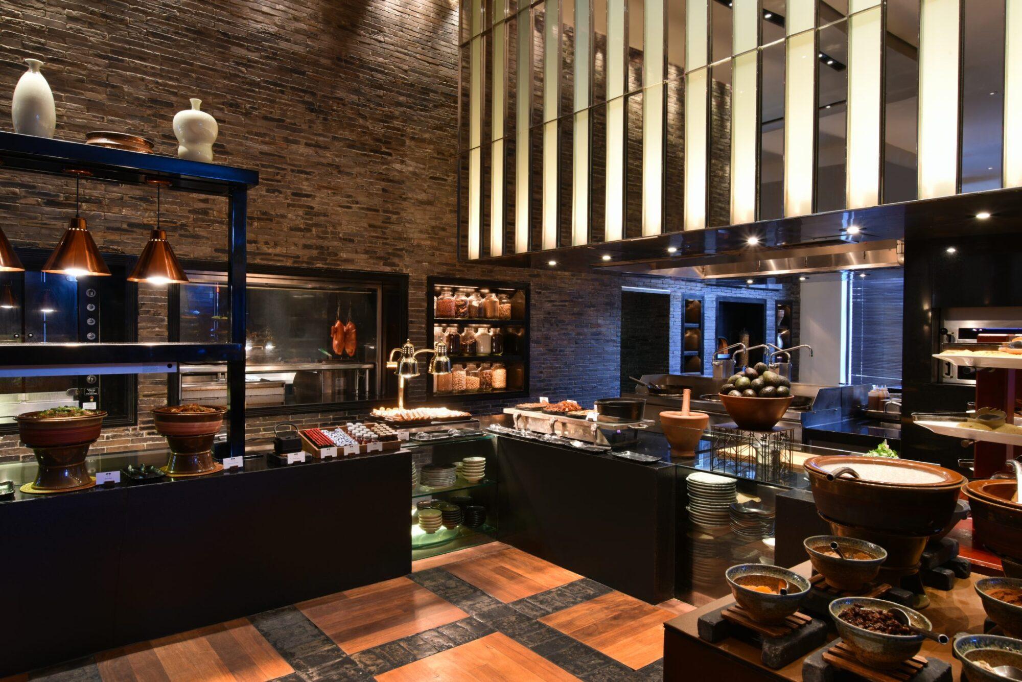 Jaya Open Kitchen Grand Breakfast