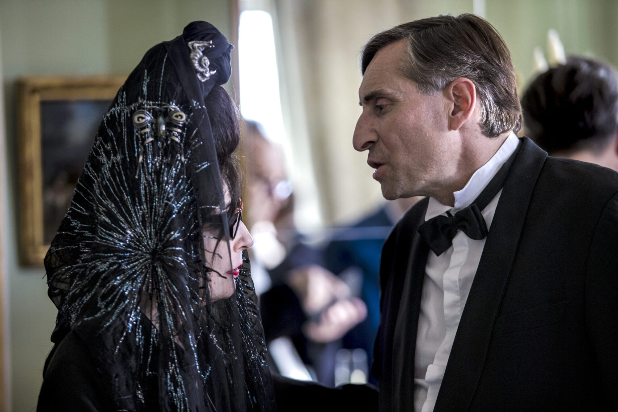 Diane Pernet, Baron Marc Osmont d'Amilly about Misia and Coco Chanel