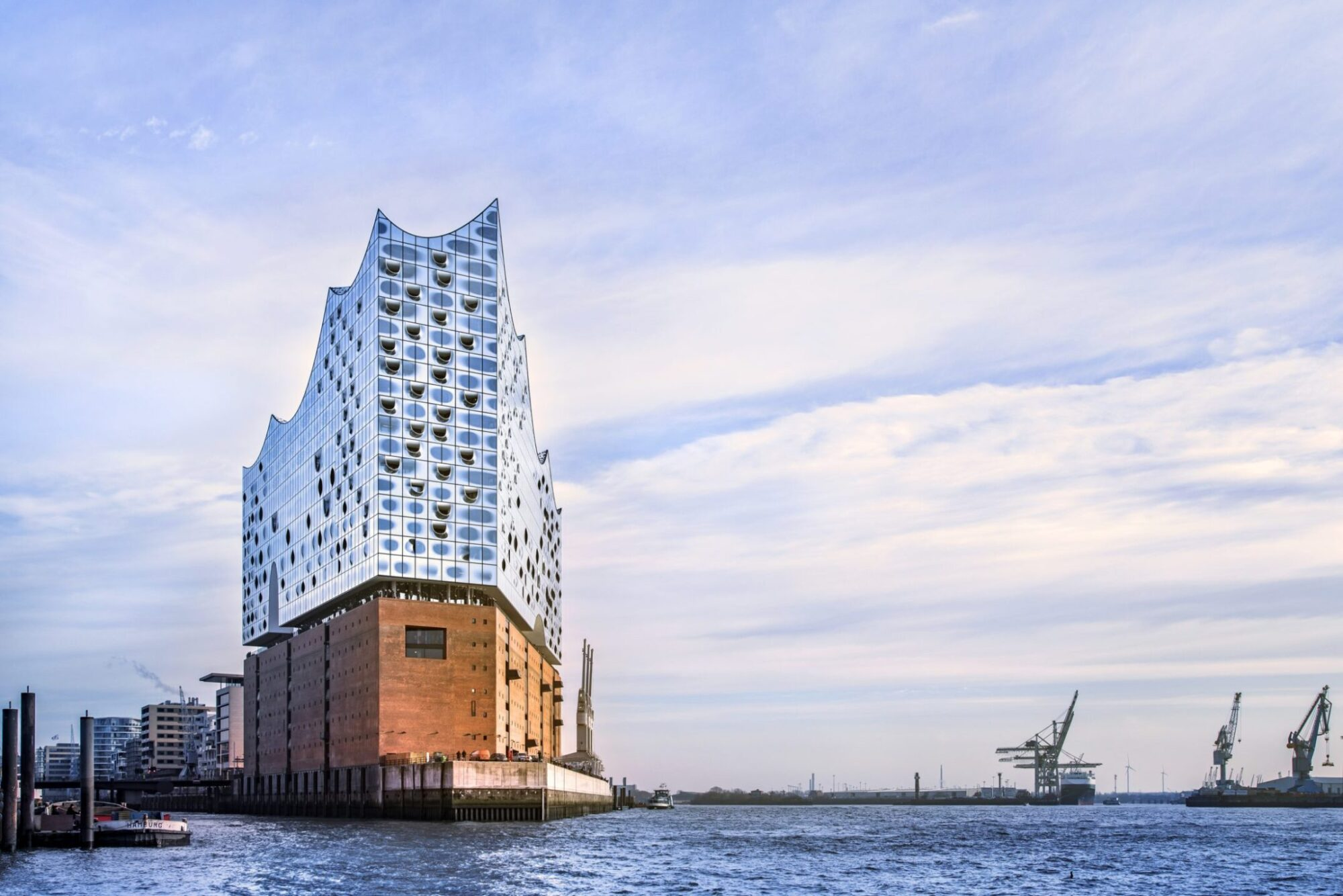 Elbphilharmonie / Photo: Thies Ratzke