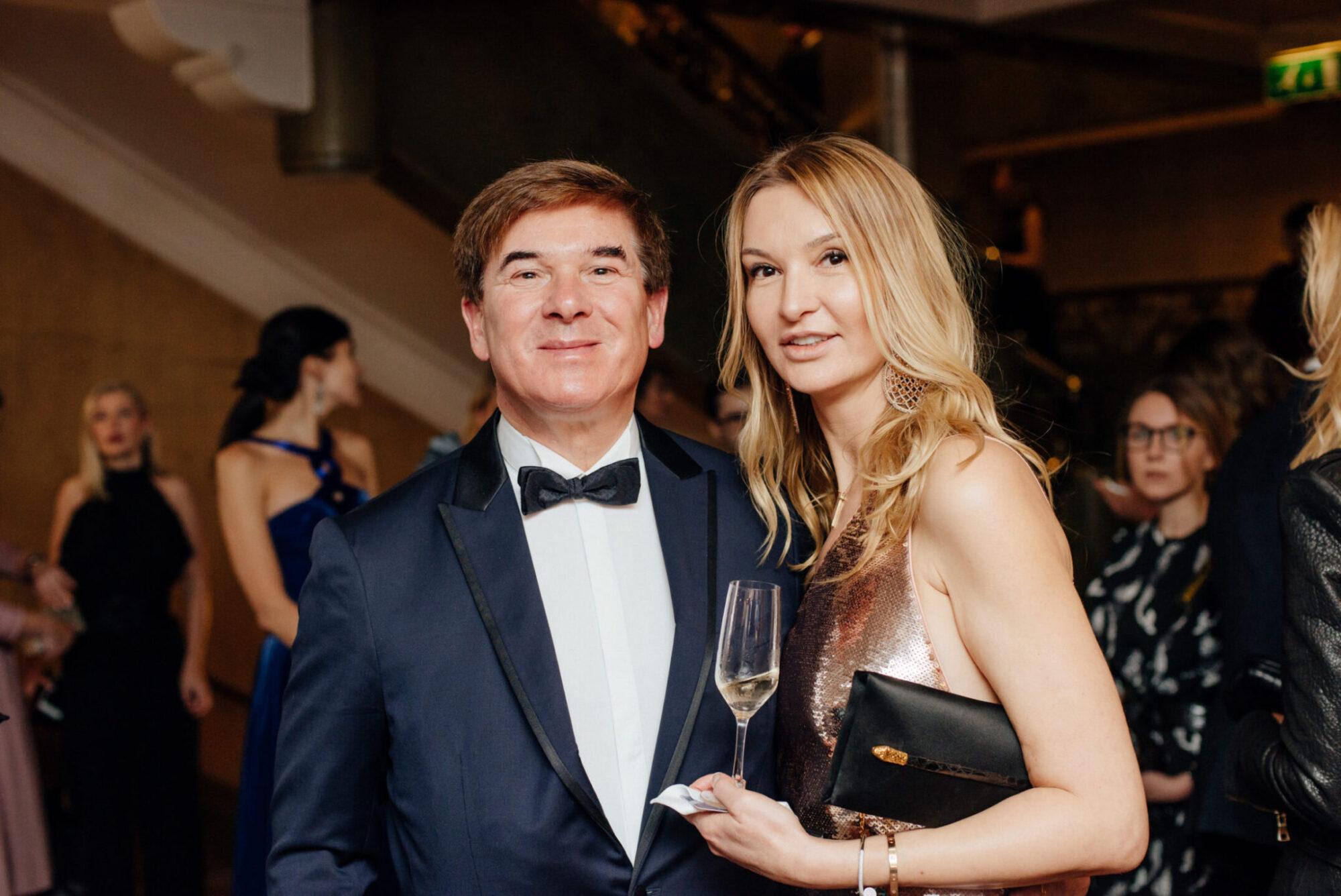 John Wisbey, Svetlana Lutai / Photo: Olga Kotilevskaya