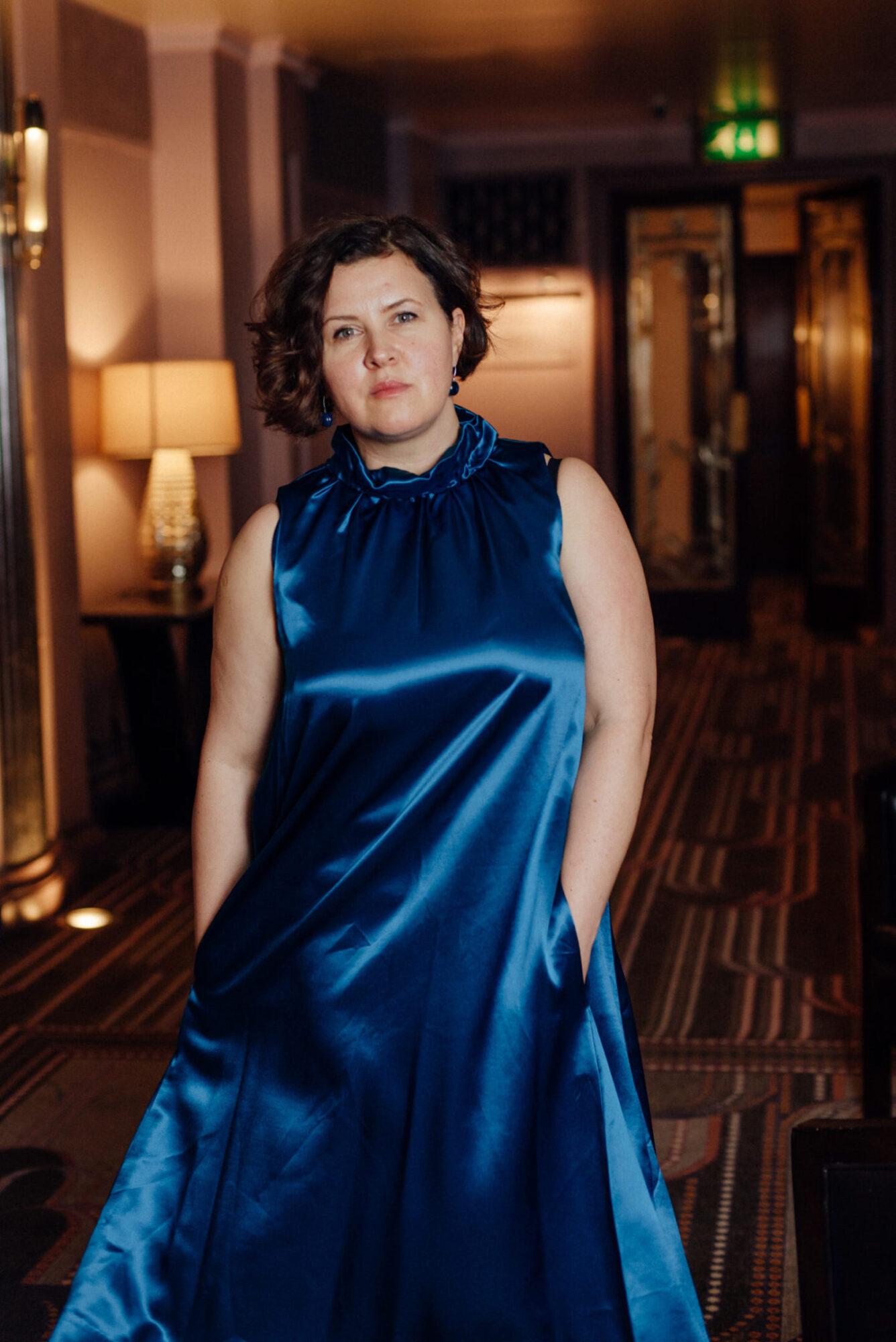 Elena Slatina / Photo: Olga Kotilevskaya