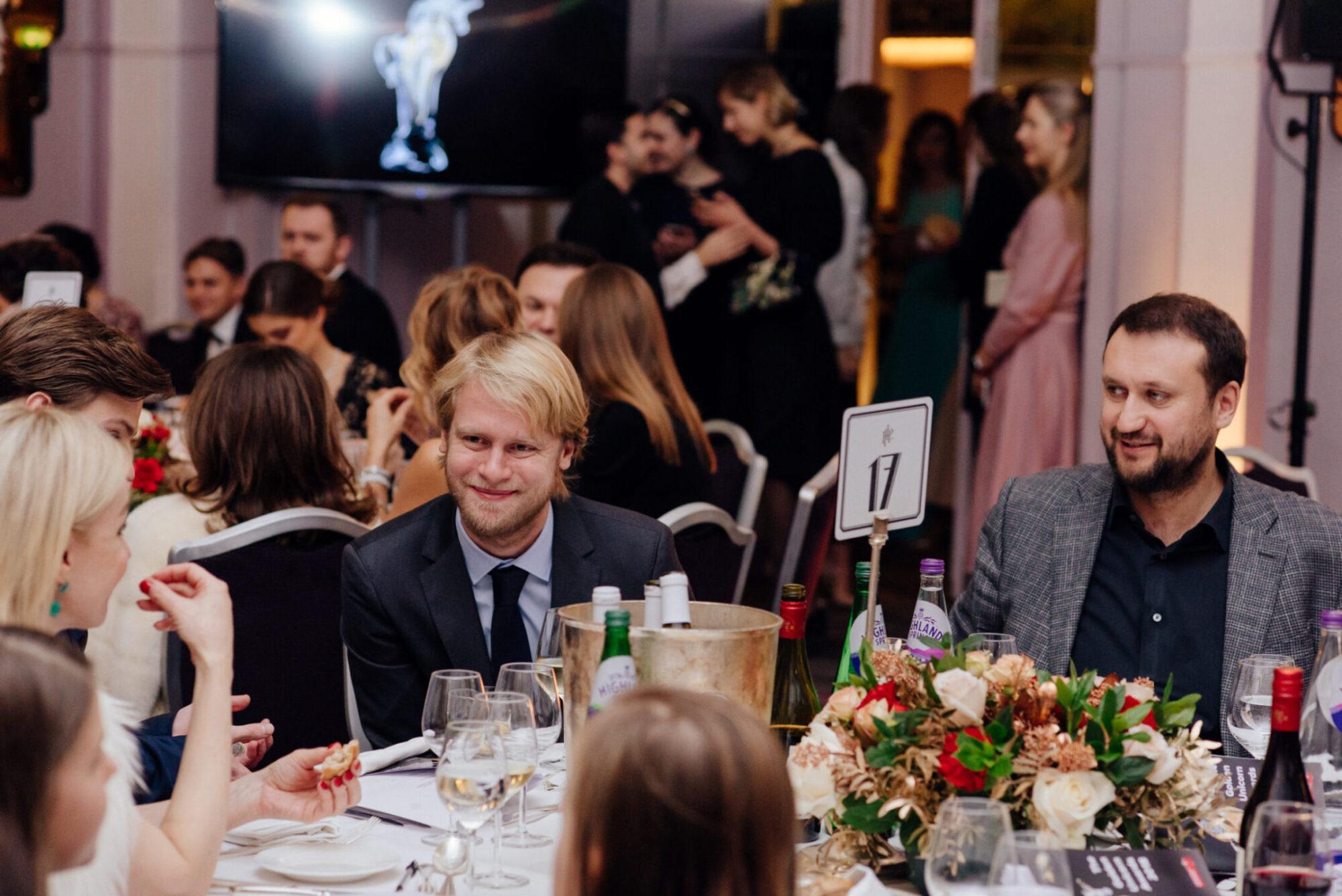 Ilya Stewart, Pavel Burya / Photo: Olga Kotilevskaya