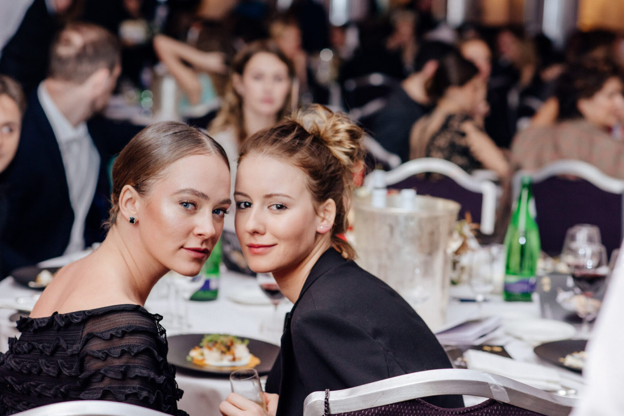 Aglaya Tarasova, Irina Starshenbaum / Photo: Olga Kotilevskaya
