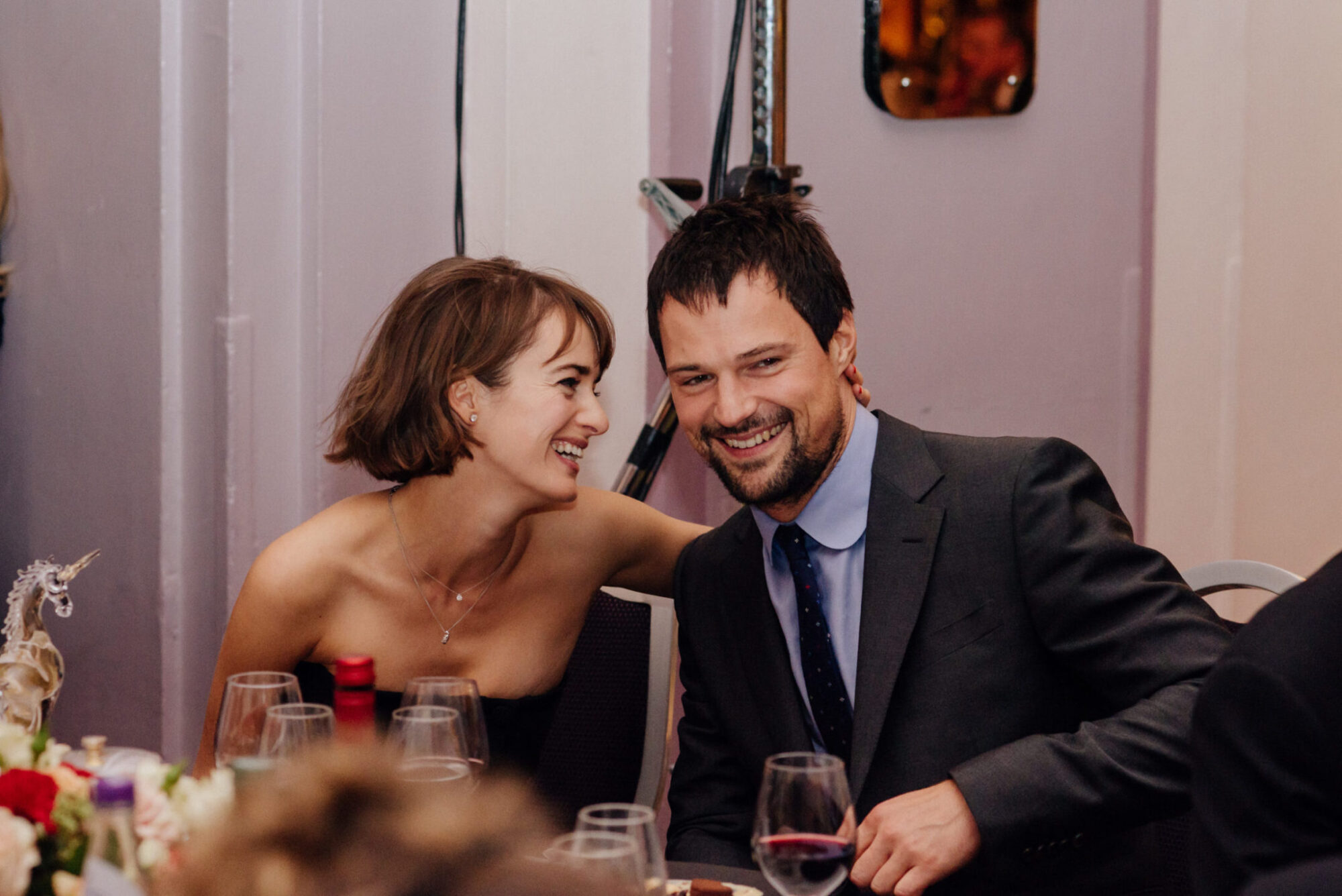 Danila Kozlovsky and Olga Zueva / Photo: Olga Kotilevskaya
