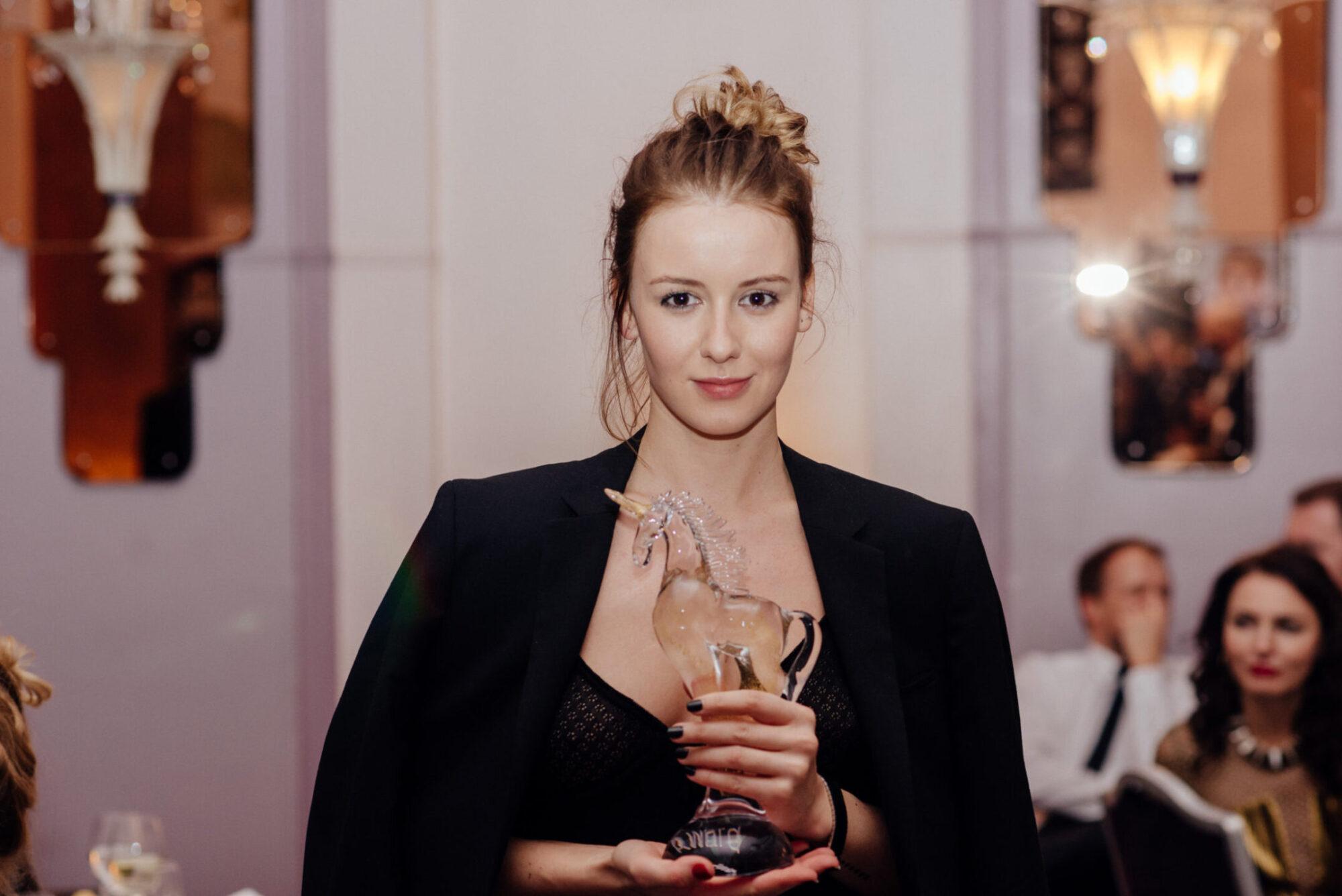 Irina Starshenbaum / Photo: Olga Kotilevskaya