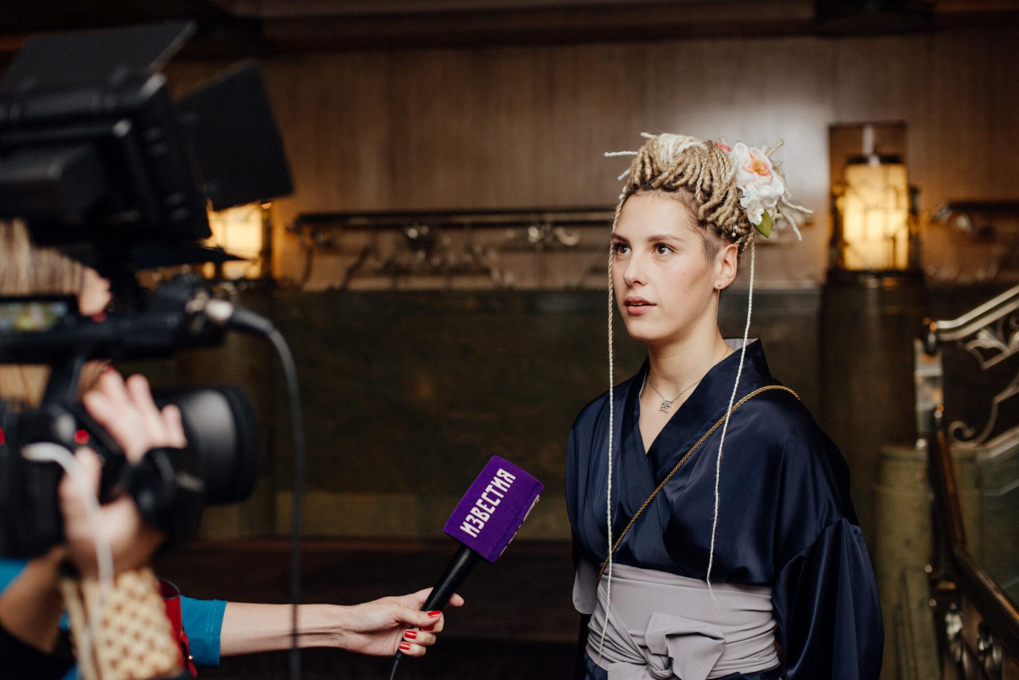 Irina Gorbacheva / Photo: Olga Kotilevskaya