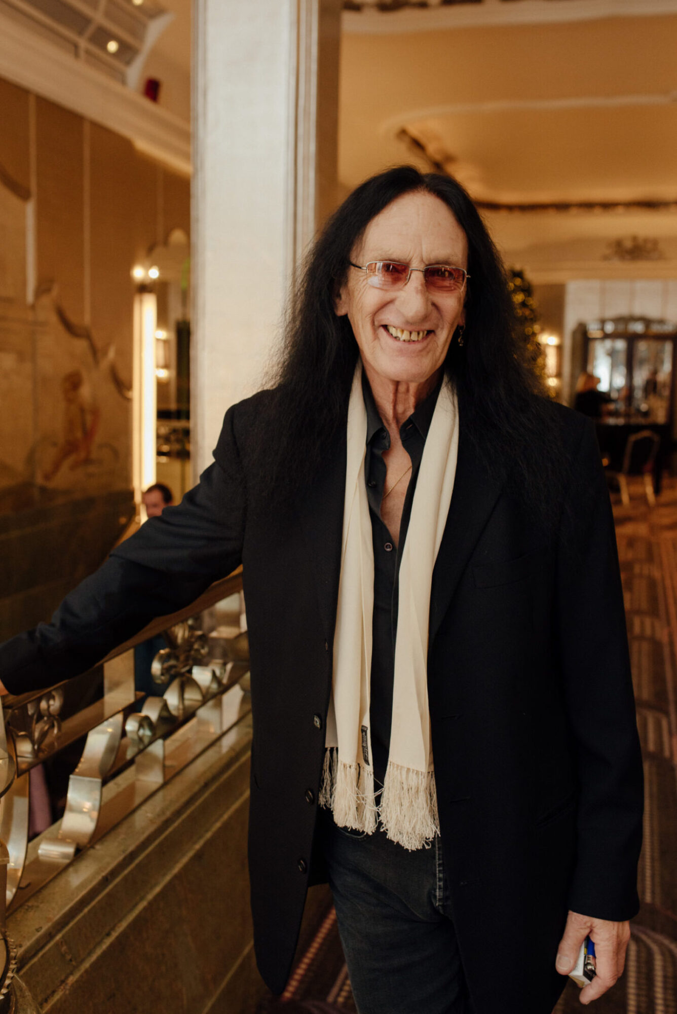 Ken Hensley / Photo: Olga Kotilevskaya