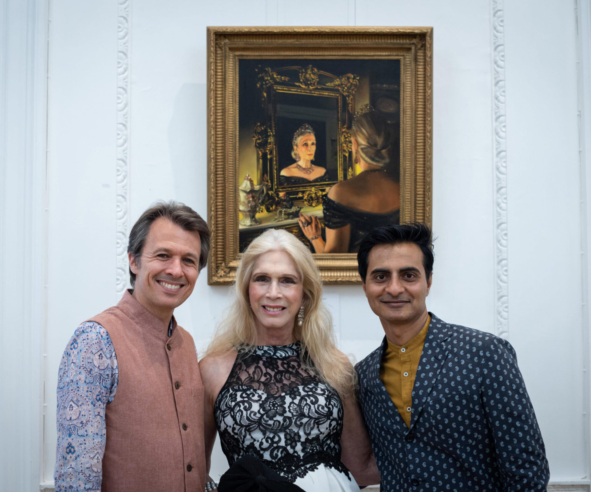 Thierry Maquet, Lady Colin Campbell, Tushar Sabale