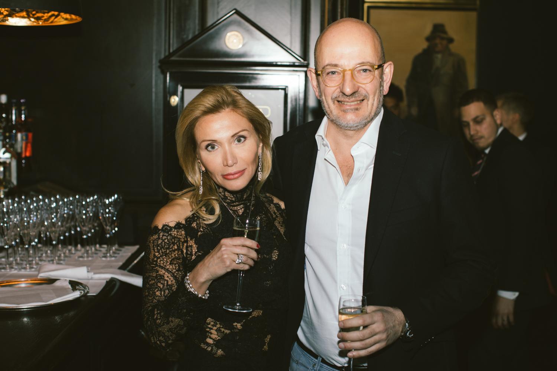 ERICH BONNET and OLGA MAYR