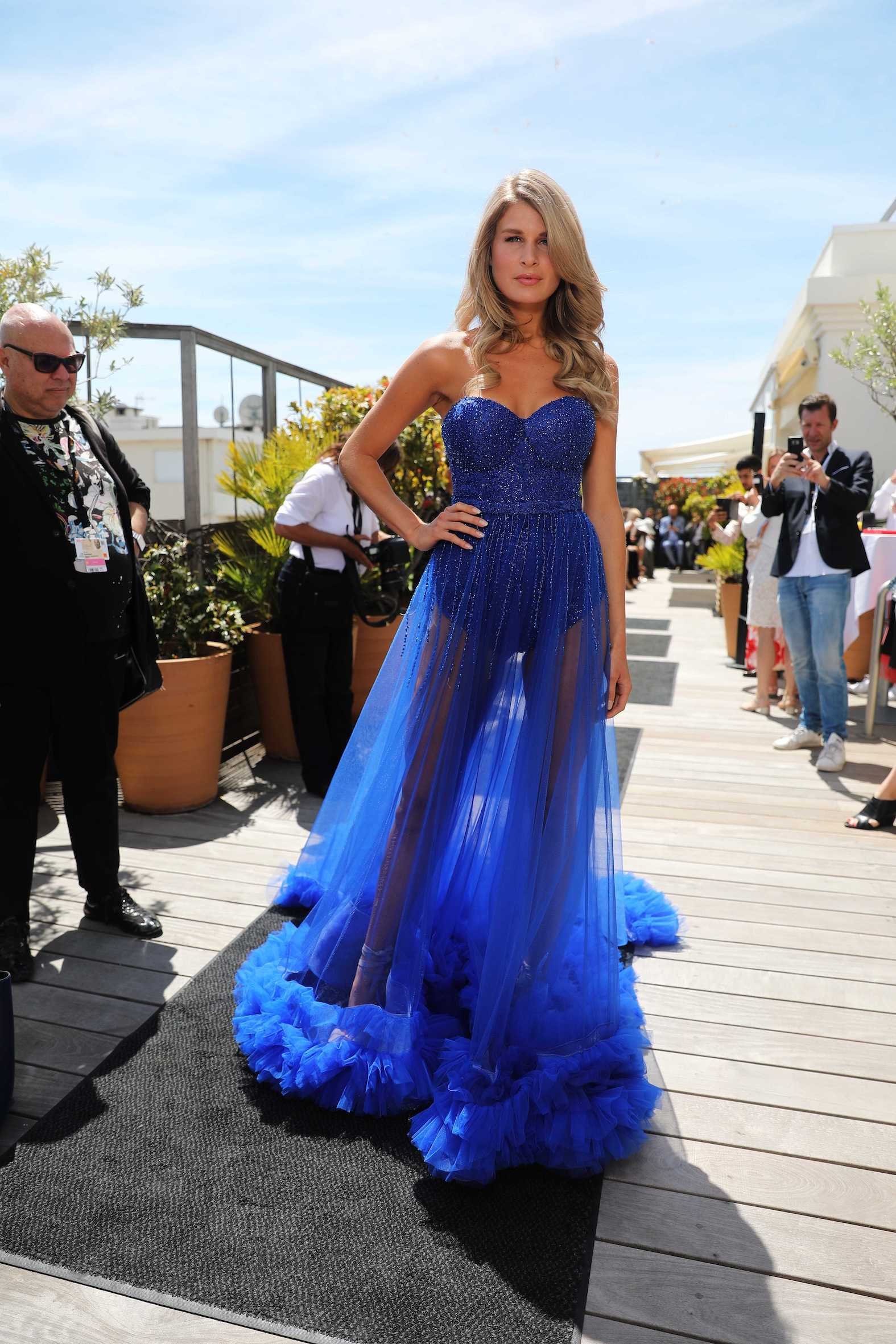Fashion Show Maison ESTHERE MARYLINE -Lancement L.RAPHAEL 16 mai 2019 (1)
