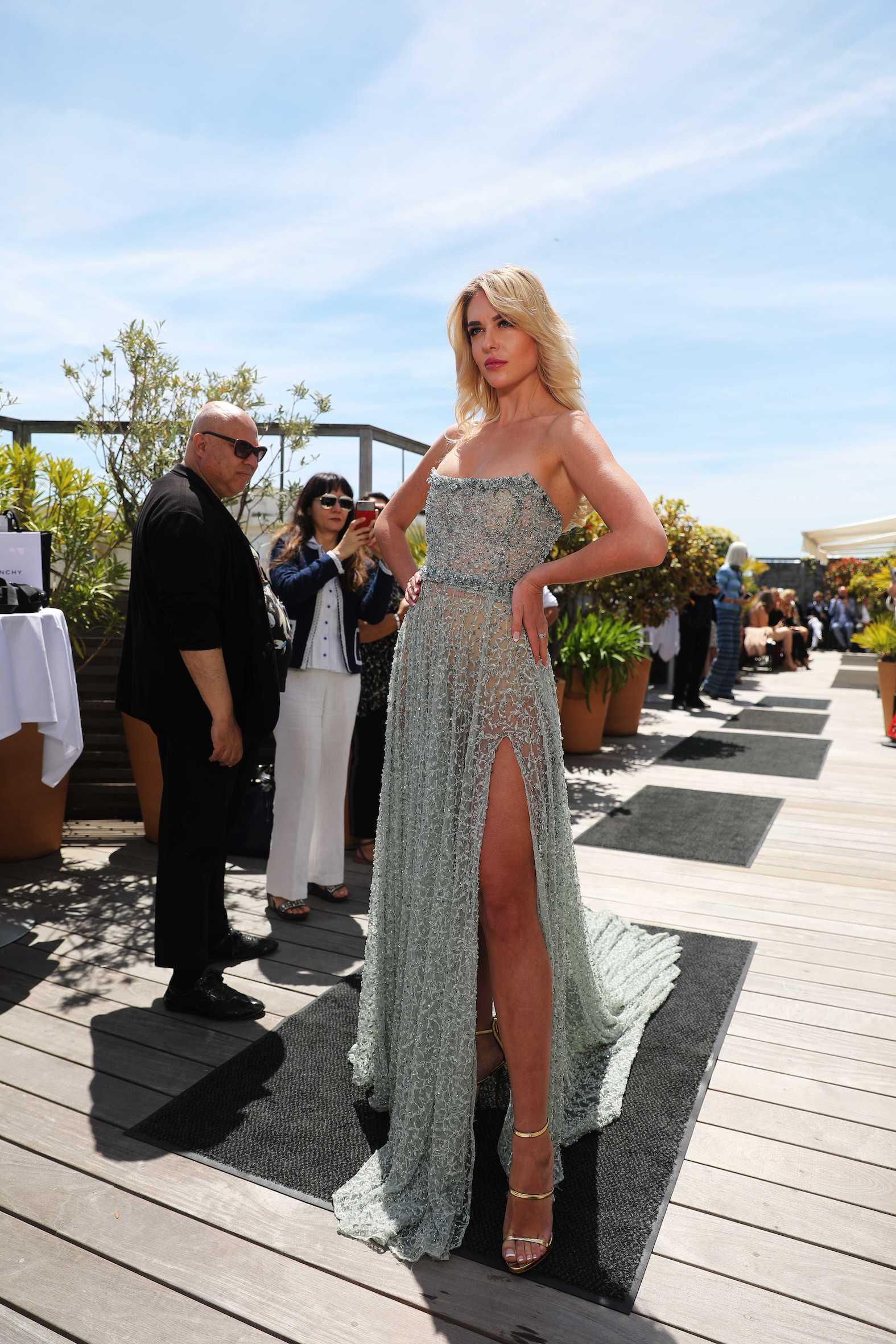 Fashion Show Maison ESTHERE MARYLINE -Lancement L.RAPHAEL 16 mai 2019 (2)