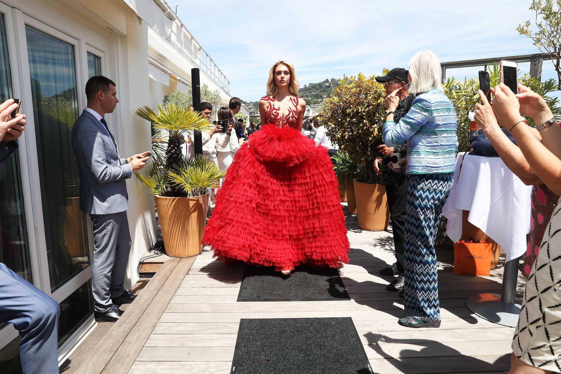 Fashion Show Maison ESTHERE MARYLINE -Lancement L.RAPHAEL 16 mai 2019 (4)§