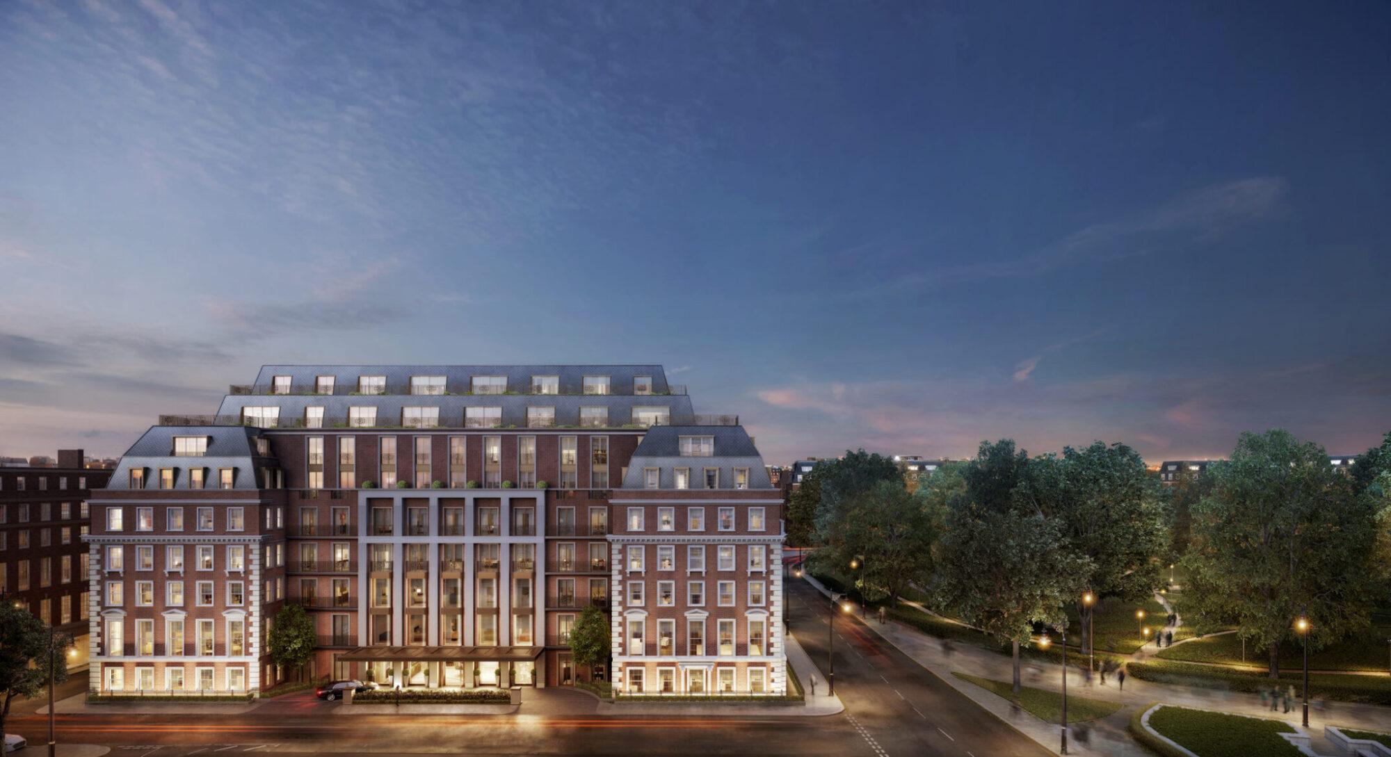 Twenty Grosvenor Square / Knight Frank
