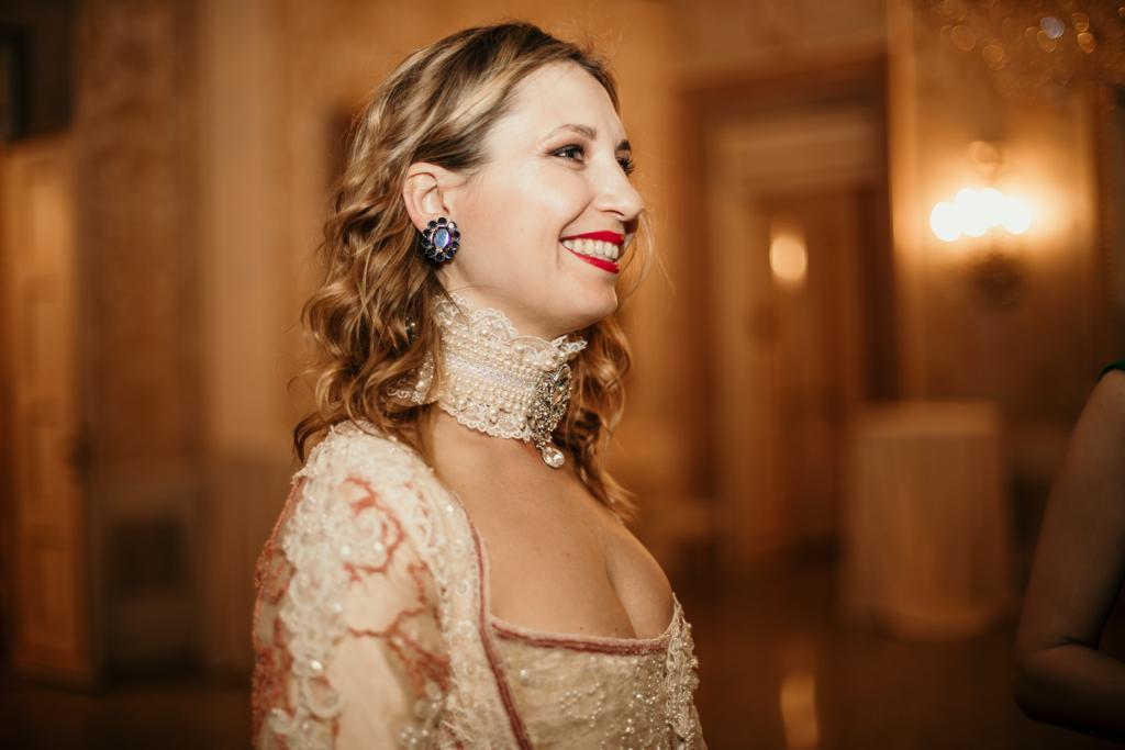 Анастасия Воронцова в Венеции / Фото: Анна Антосик