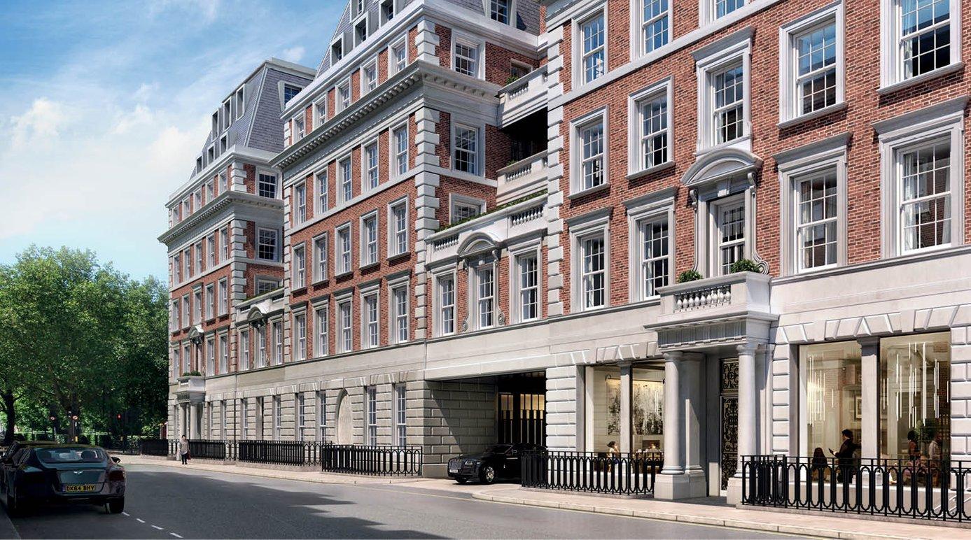No. 1 Grosvenor Square Mayfair W1 / Knight Frank