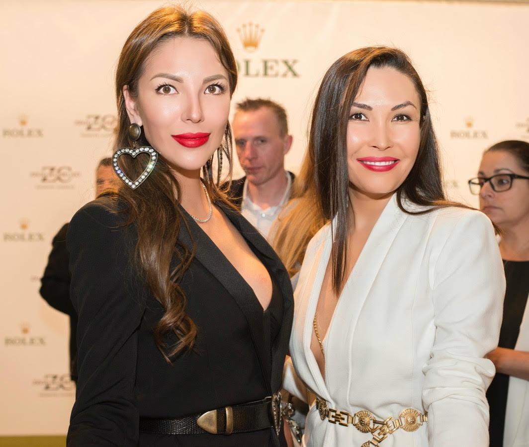 LUXPRO Team Catherine Mur & Gulshat Uzenbaeva
