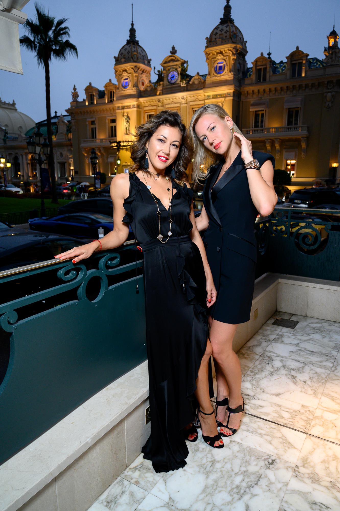 Карина Гончарова и Наталья Саркисян
