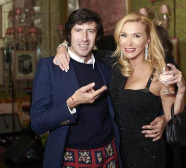 Olga Mayr, Alessandro Ristori