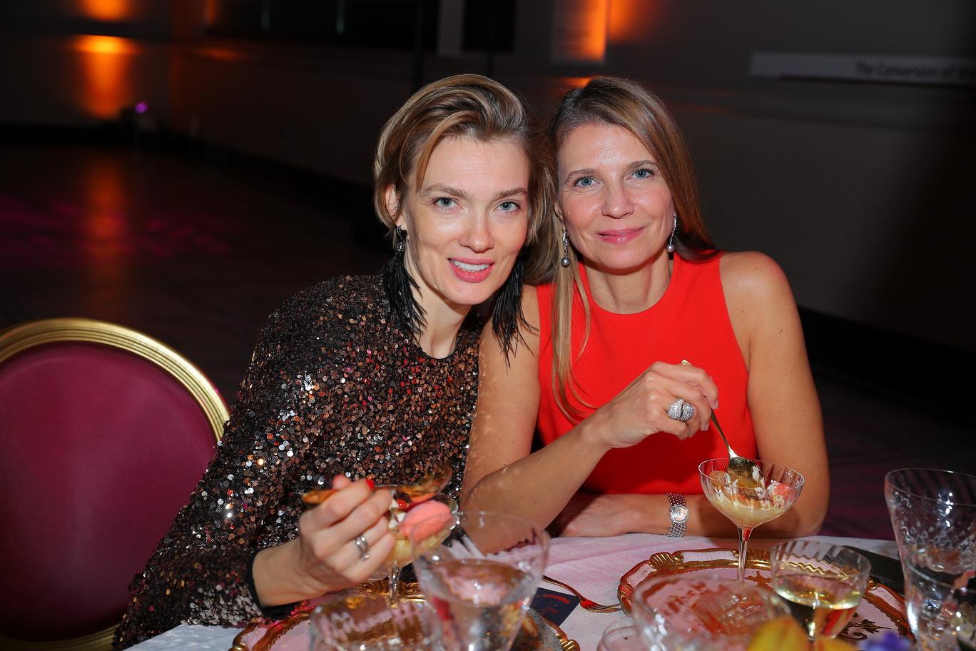 Лидия Корнева, Екатерина Неверова (Cartier)