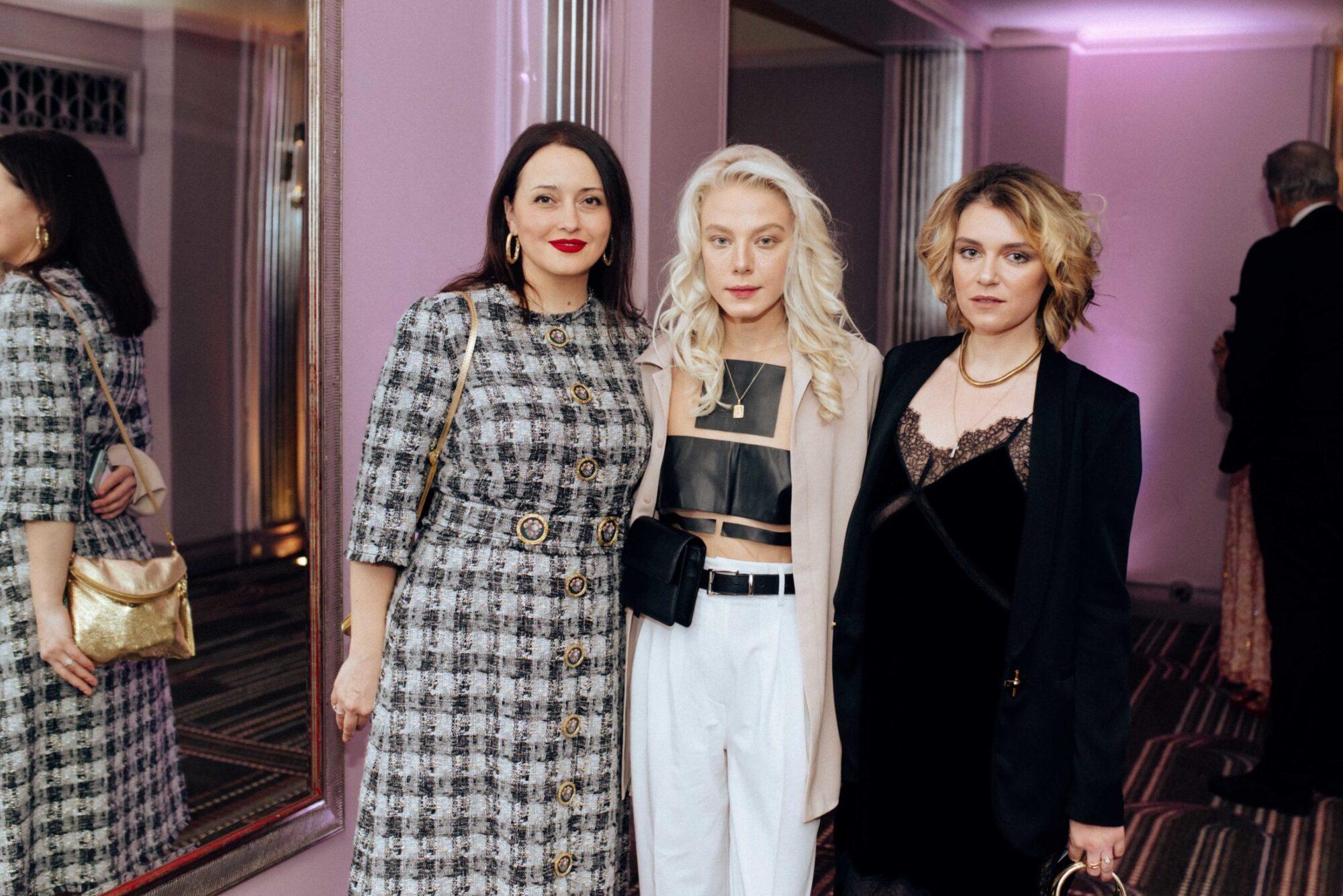 Наталья Гнеушева, Алена Михайлова, Мария Агранович