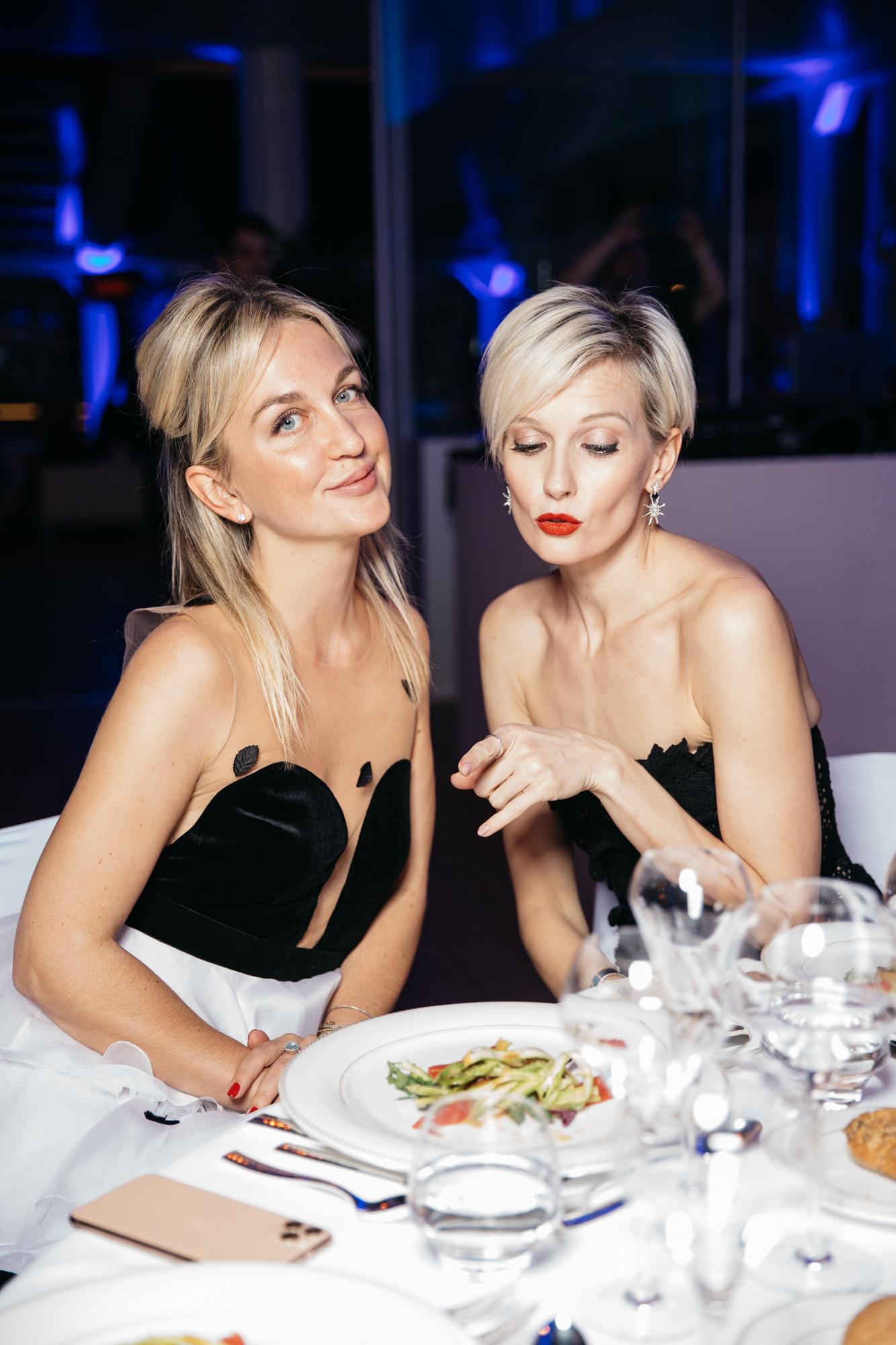 Даша Янина (Yanina Couture), Катя Кокорева