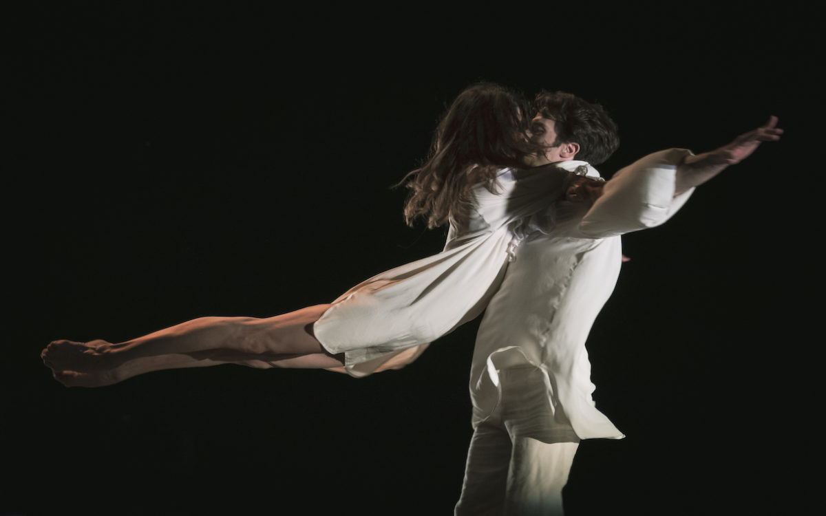 Vittoria Valerio and Claudio Coviello. Photo Andre Uspenski