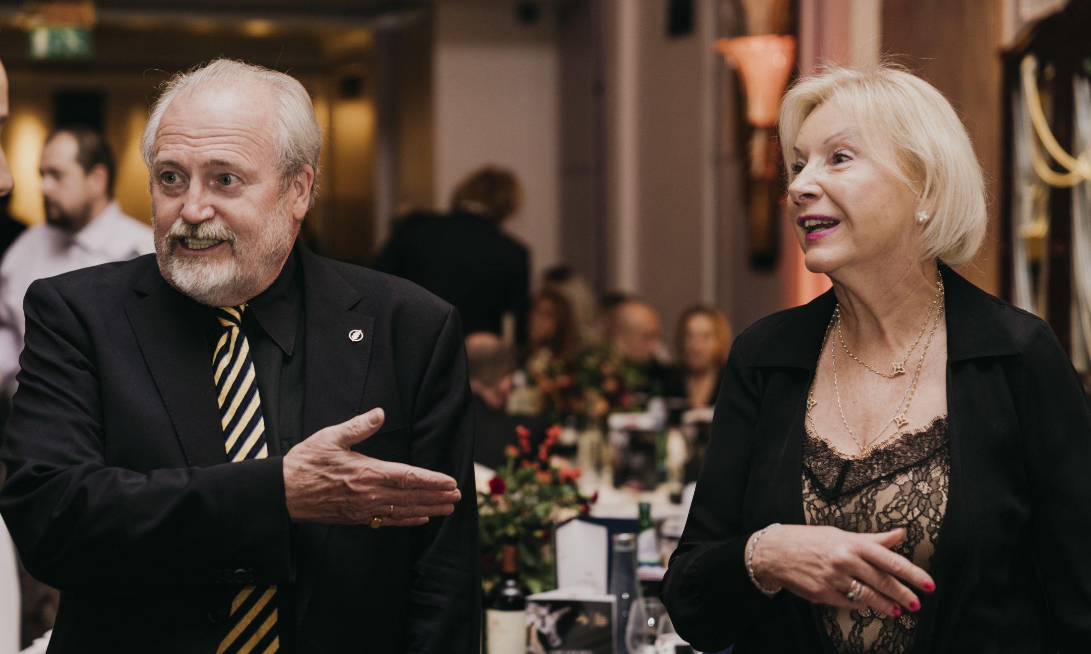 Владимир Хотиненко и супруга Татьяна Яковлева / Фото: Ольга Котилевская