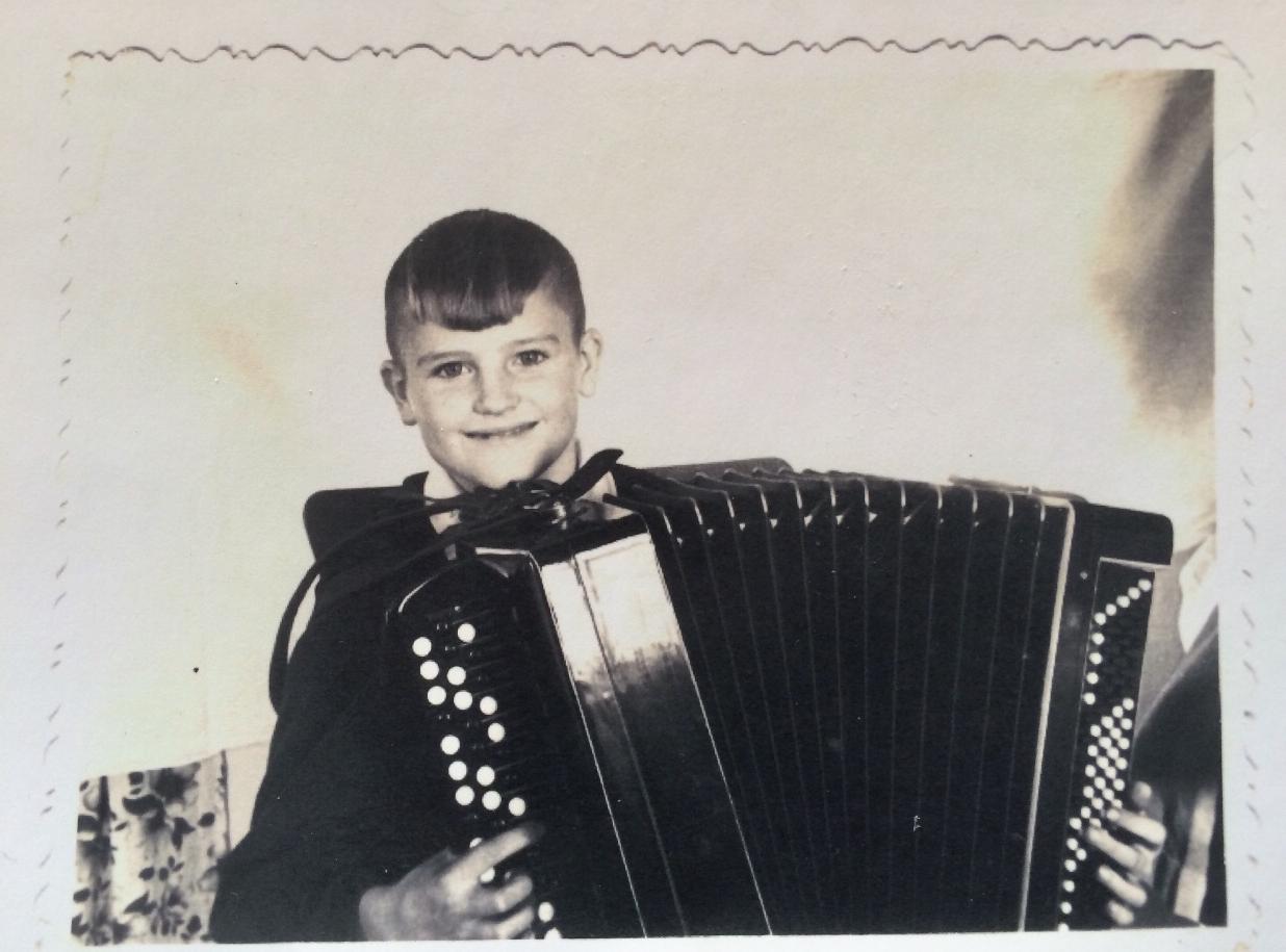 Владимир Хотиненко в детстве / Фото из личного архива Хотиненко