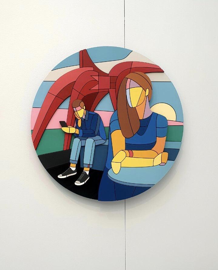 """В поисках истины"", Дмитрий Аске / Ruarts Gallery"