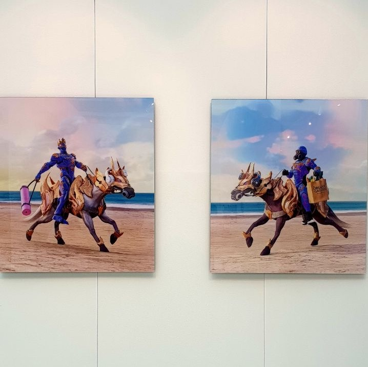 Джонатан Монаган / Anna Nova Gallery