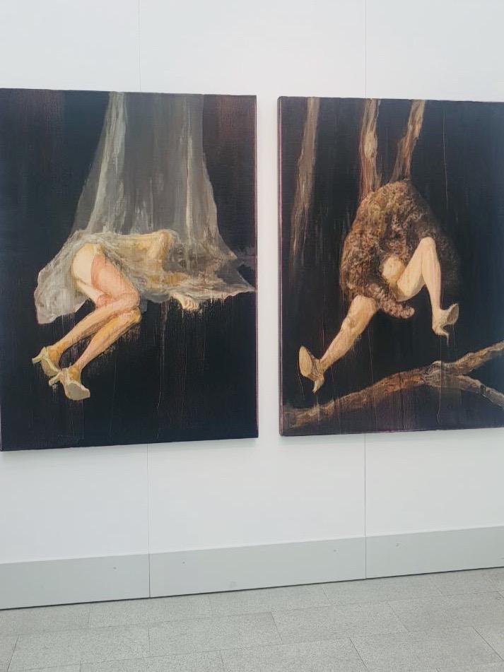 """Бестиарий"", Петр Швецов / Marina Gisich Gallery"