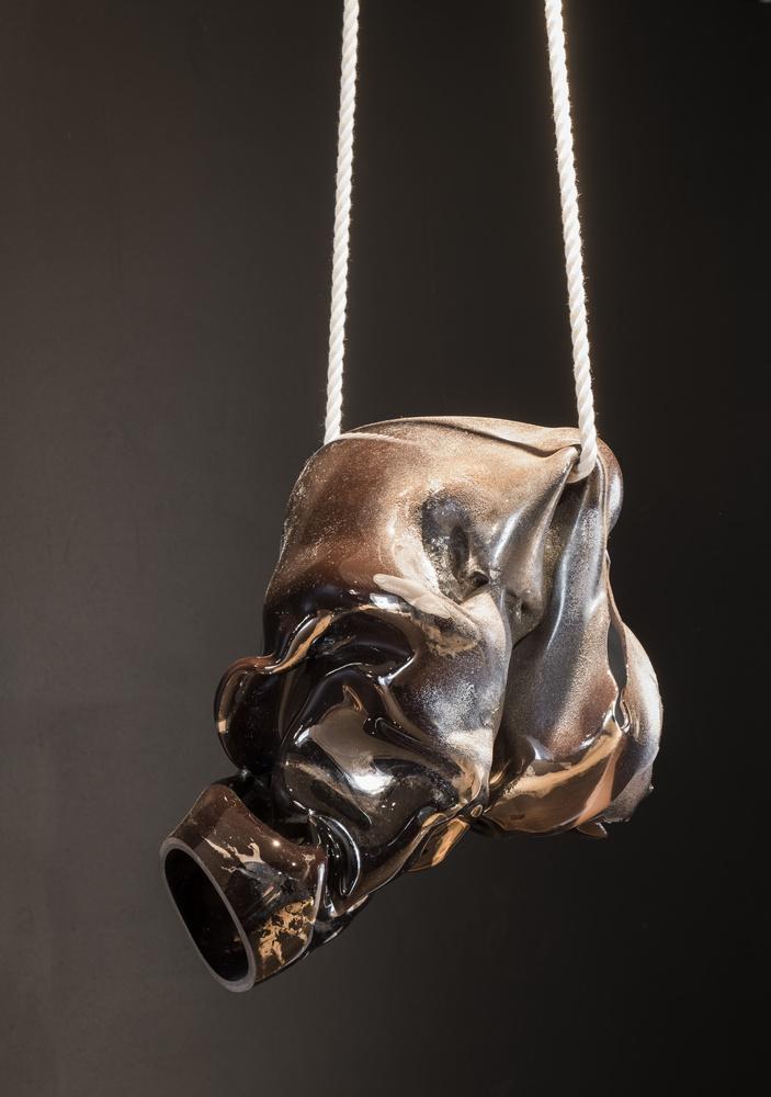 """""""В подвешенном состоянии. Черный"""", Мария Кошенкова / Marina Gisich Gallery"""